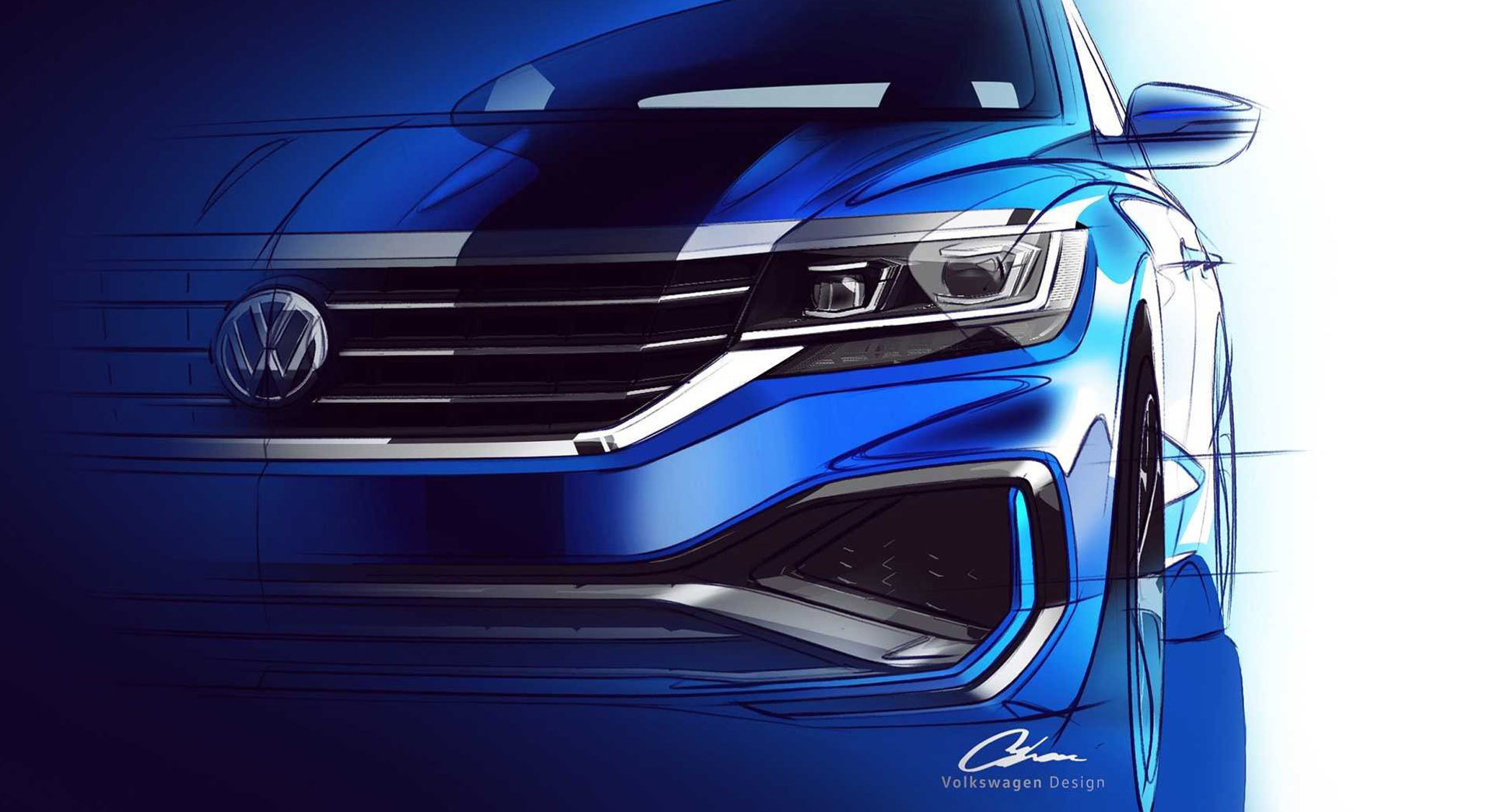 Volkswagen Passat 2019 Adelanto 03