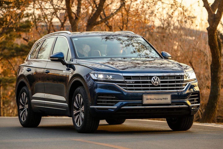 Volkswagen Touareg Phev 2019 1
