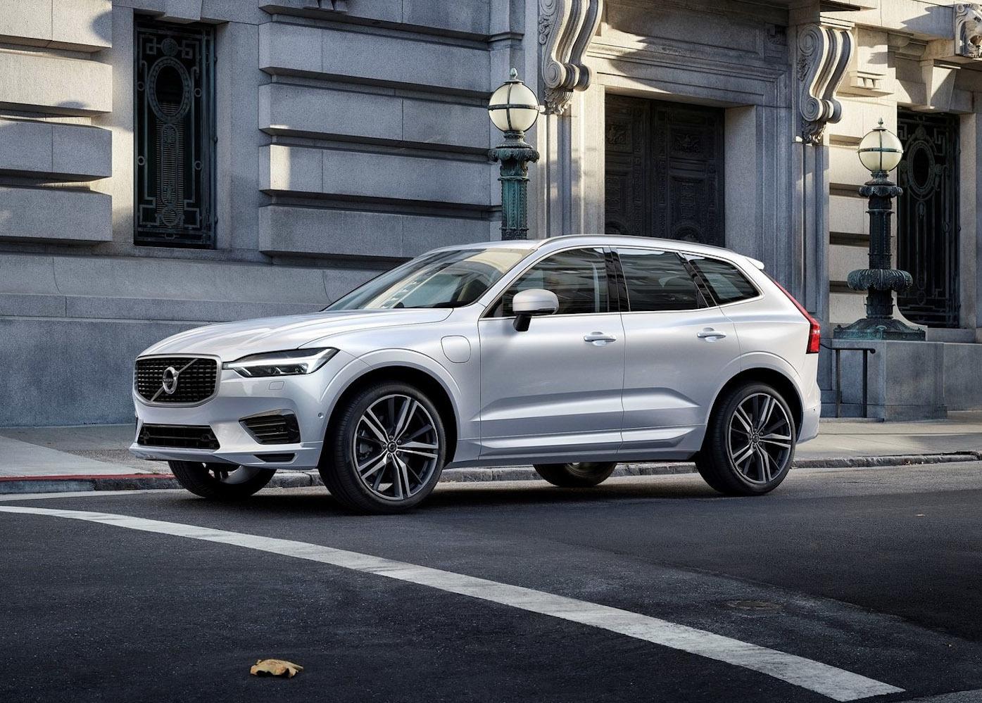Volvo Xc60 Foto Video