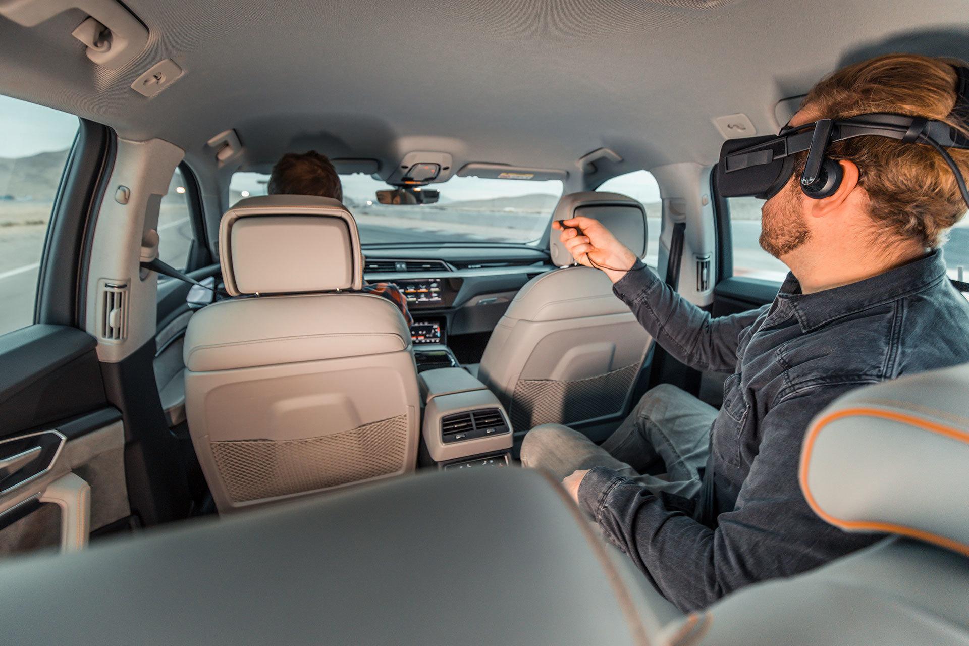 Audi E Tron Realidad Virtual 11