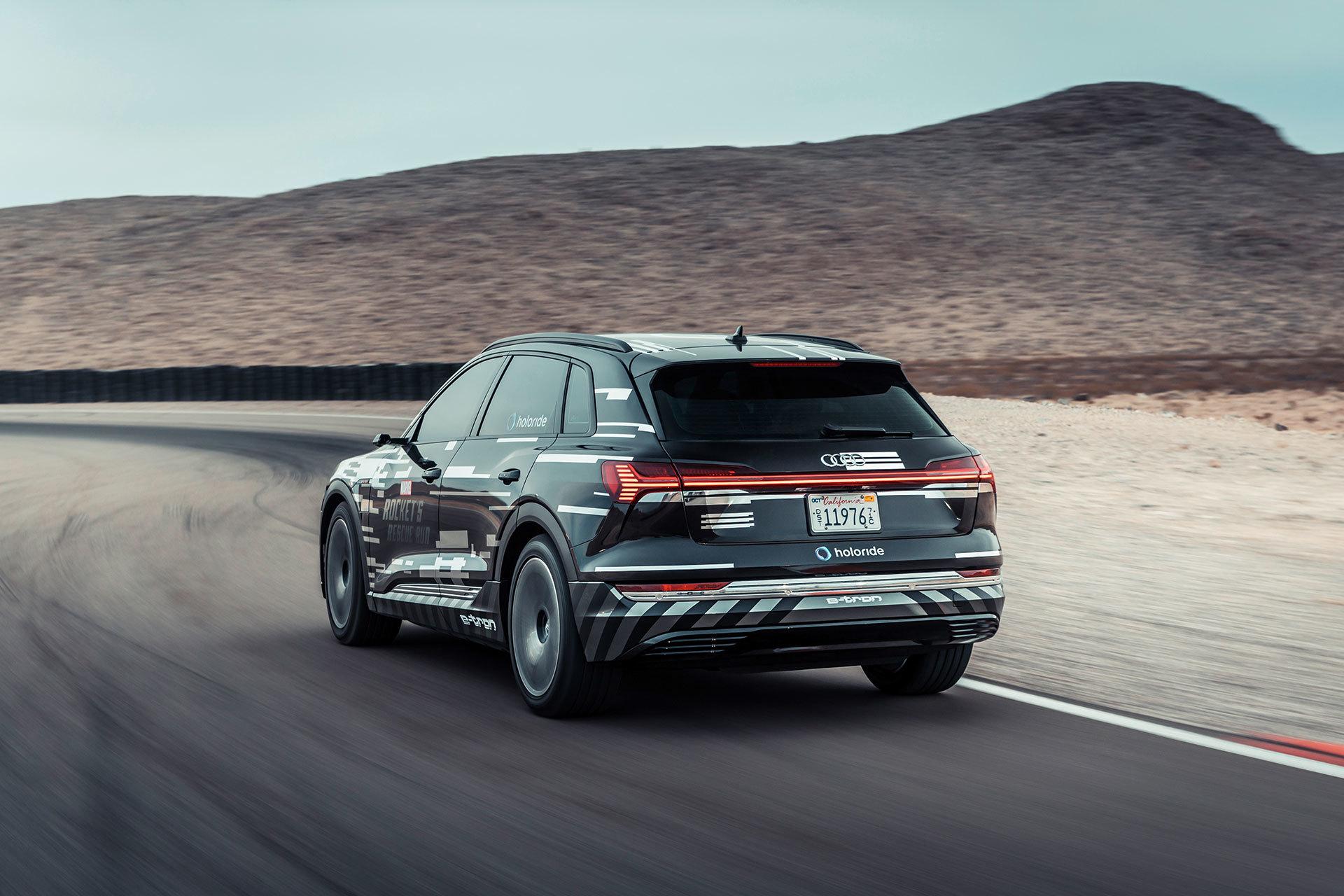Audi E Tron Realidad Virtual 14