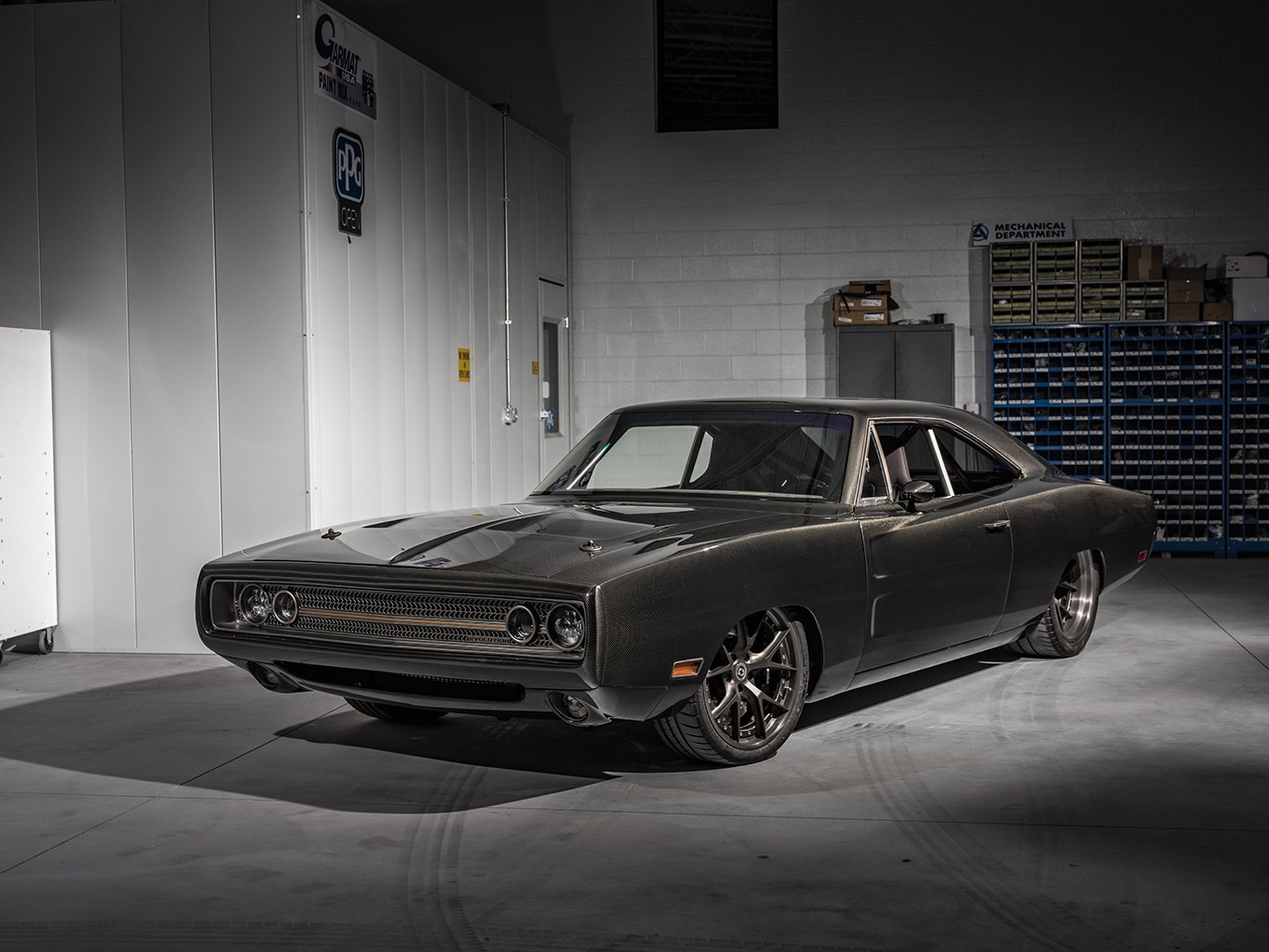 Dodge Charger Speedkore 1
