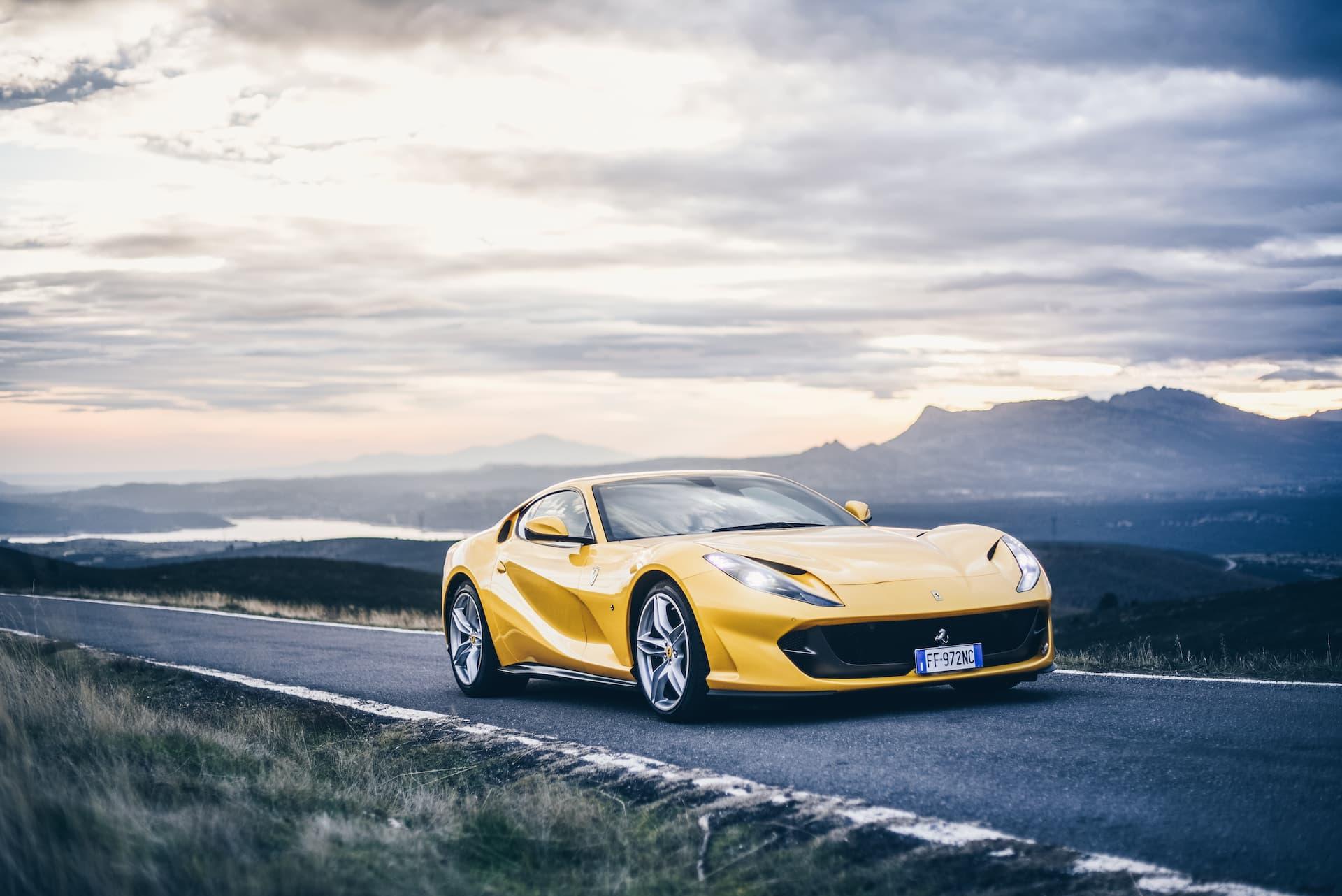 Ferrari Dm 35
