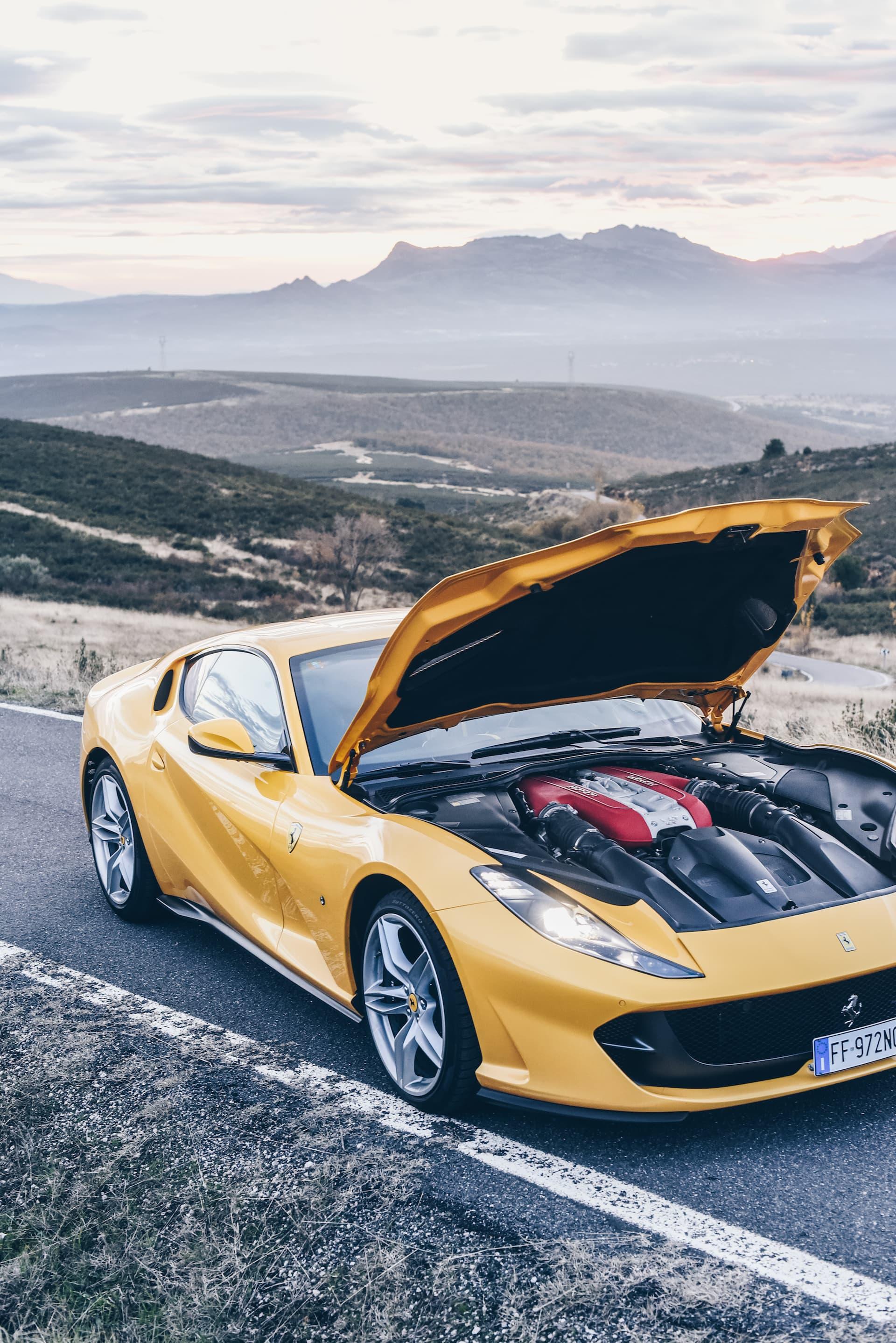 Ferrari Dm 45