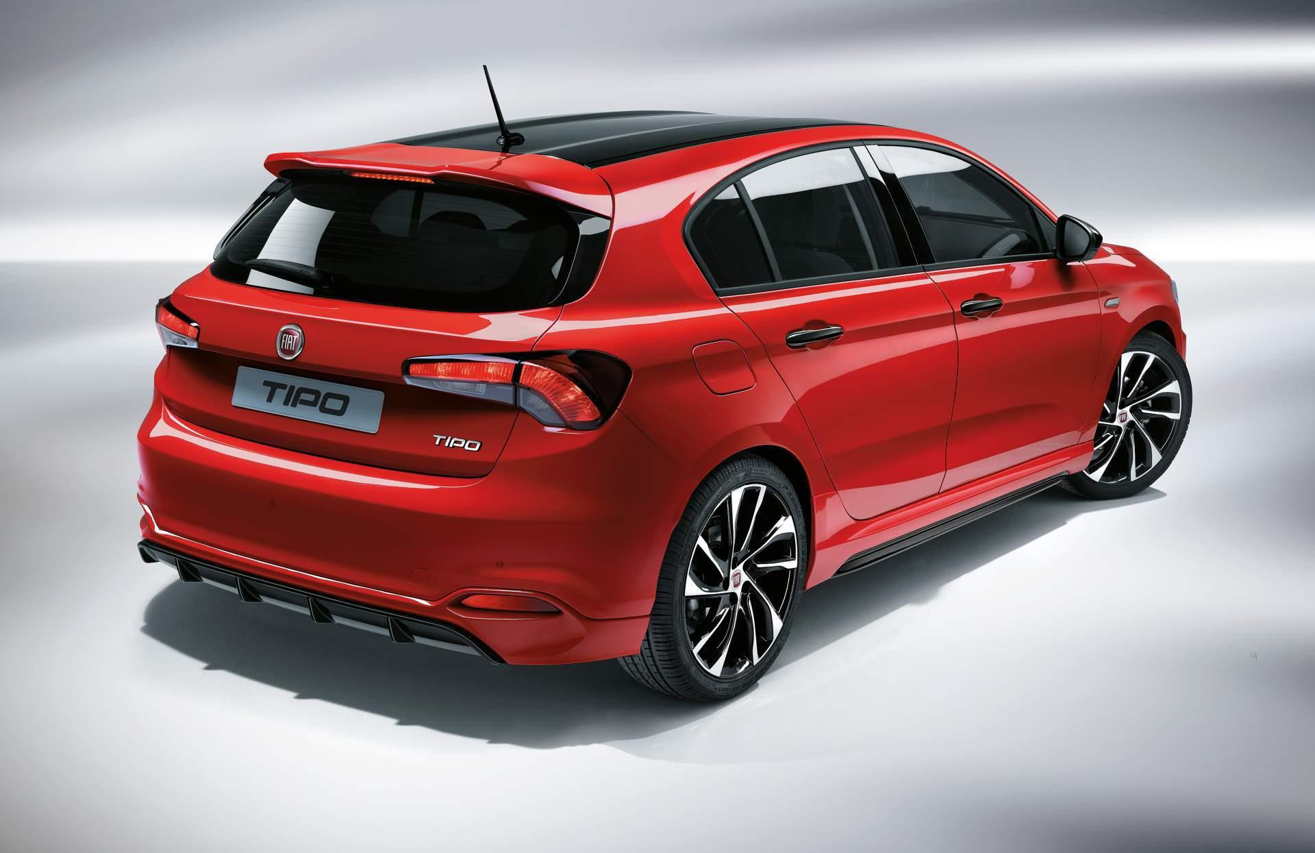 Fiat Tipo Sport 2019 2