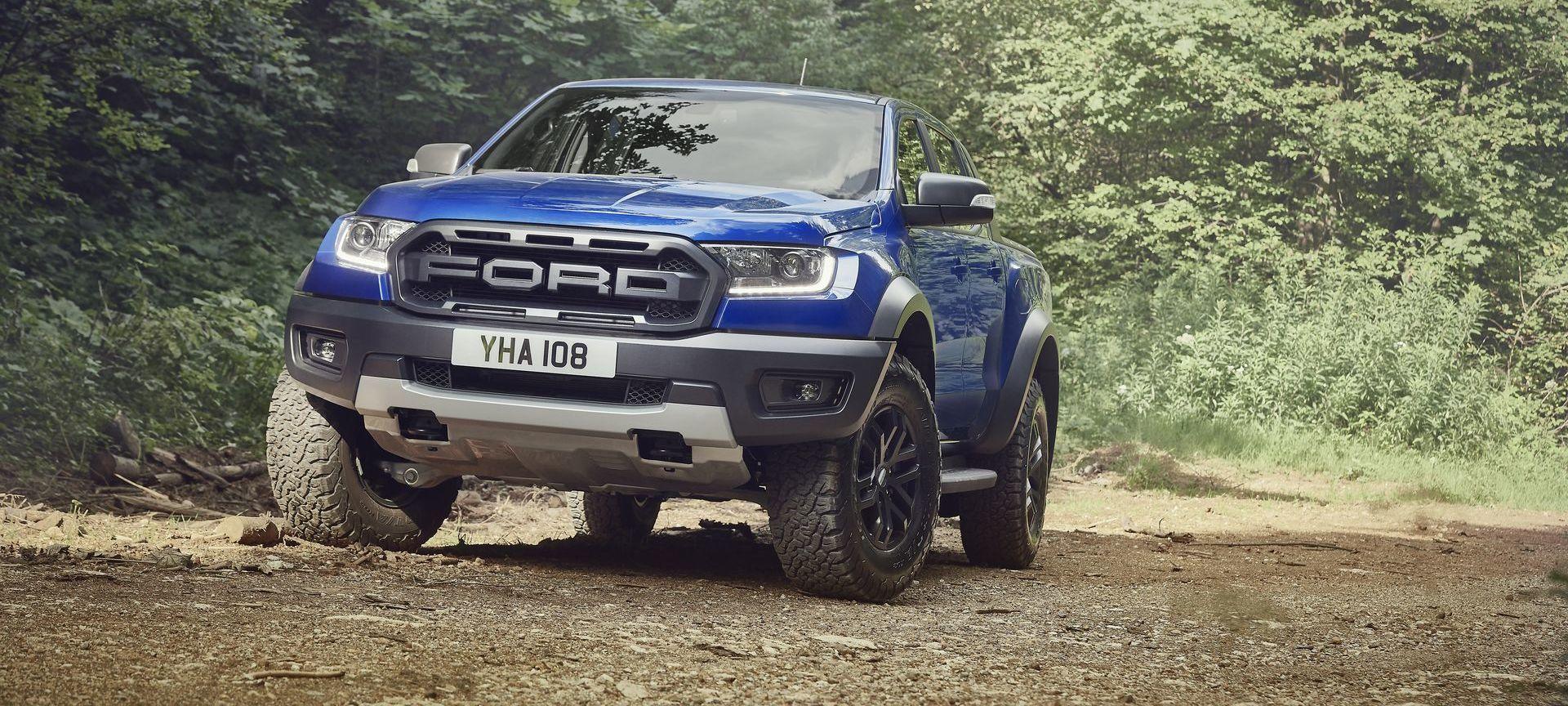 Las Pick Up Ford Ranger Se Renuevan En 2019 No Solo Llega La Raptor Llega Un Nuevo Diesel De 213 Cv Diariomotor