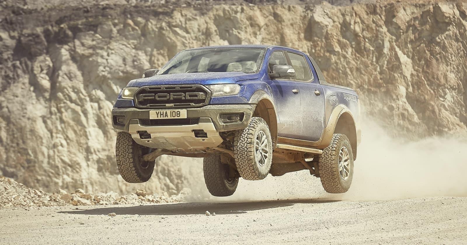 La Ford Ranger Raptor La Pick Up Mas Bestia Ya Tiene Precio En Espana Diariomotor