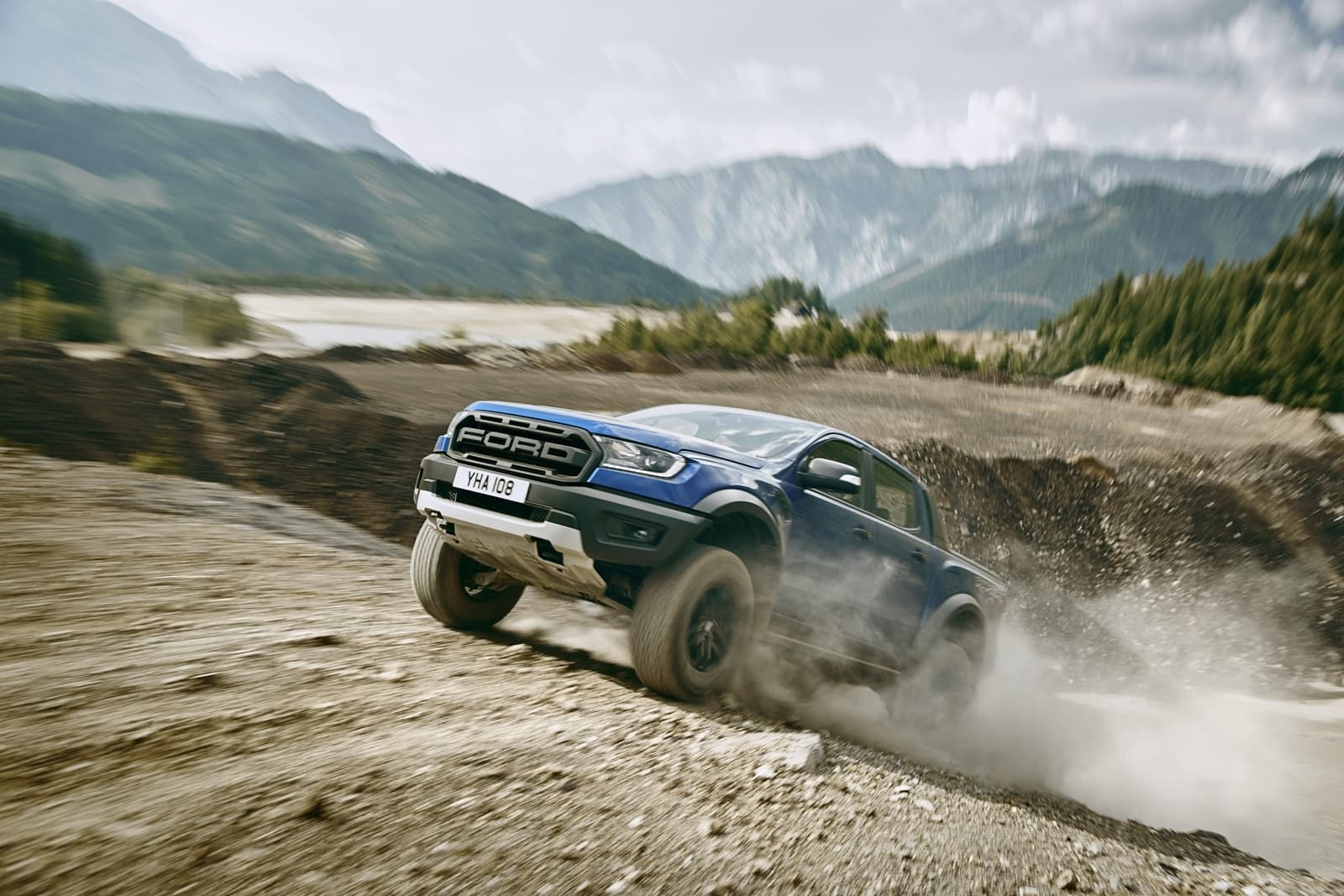 New Bad Ass Ford Ranger Raptor Is Coming To Europe – Ultimate
