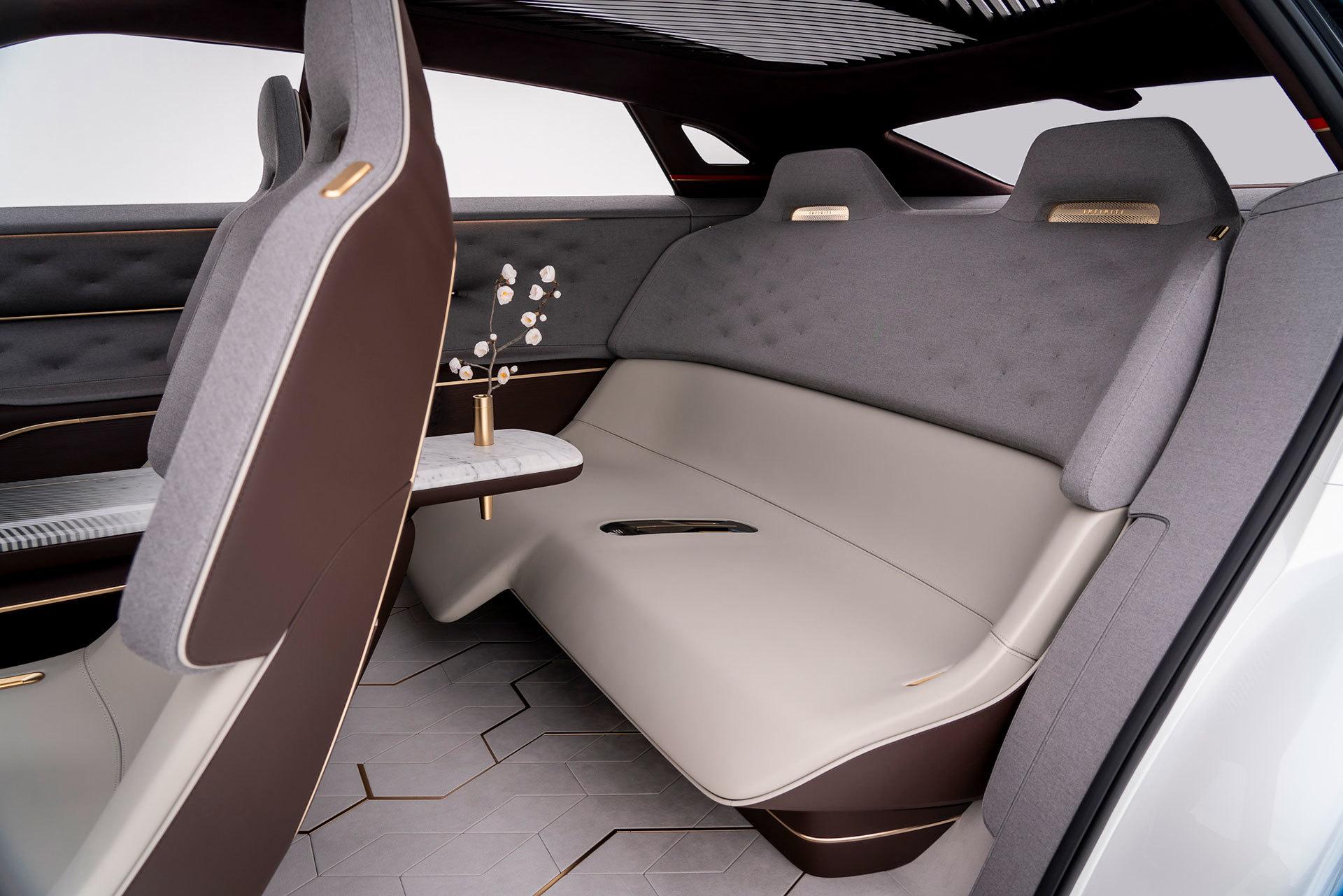 Infiniti Qx Concept Interior 04