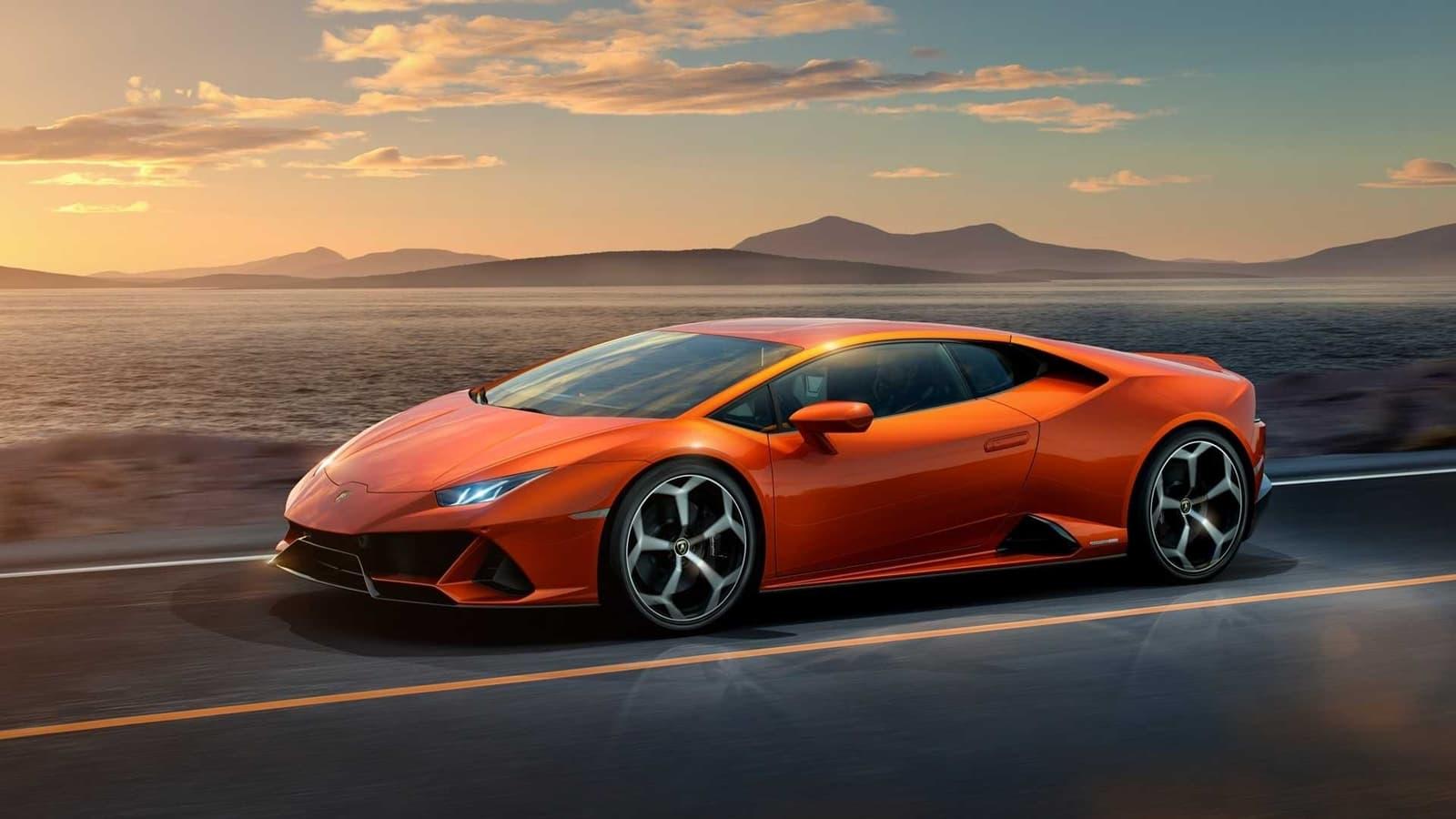 Fotos Y Datos Del Nuevo Lamborghini Huracán Evo Diariomotor