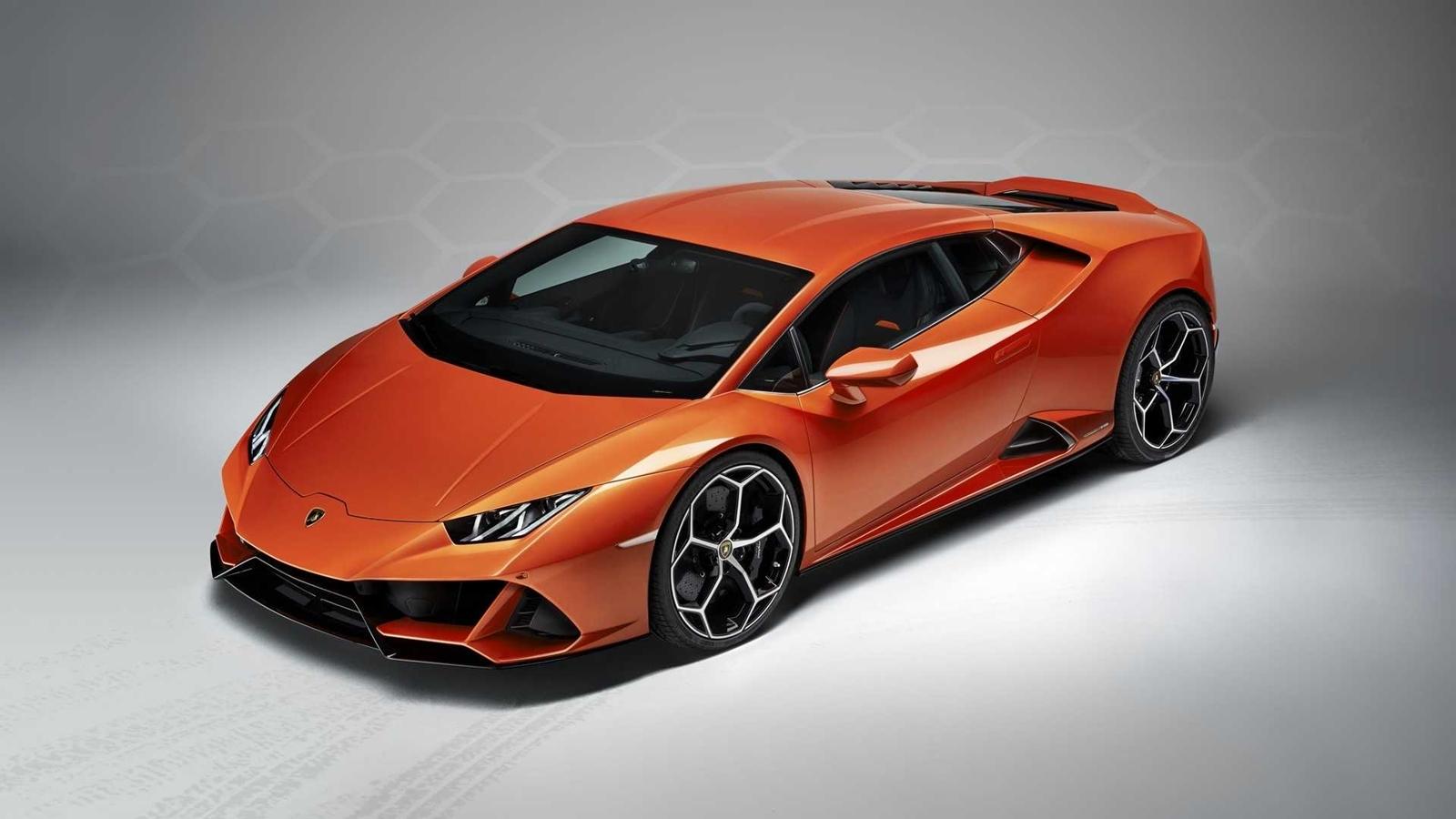 Lamborghini Huracan Evo 2019 0119 014