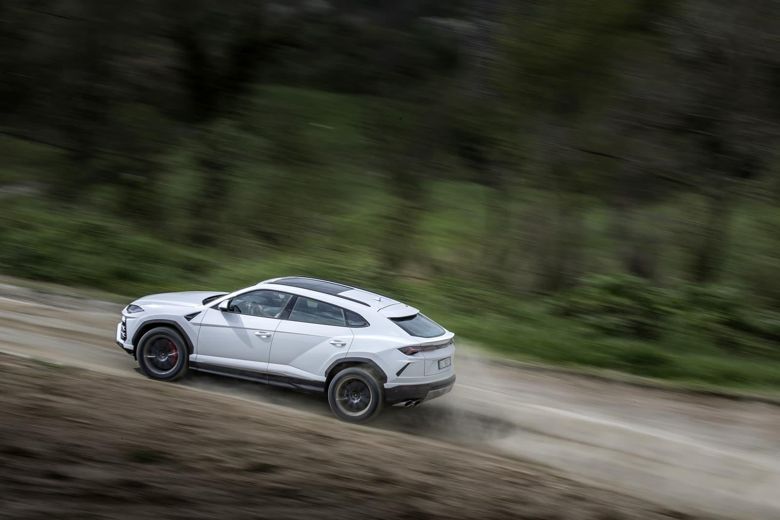 Lamborghini Urus Offroad 0119 005
