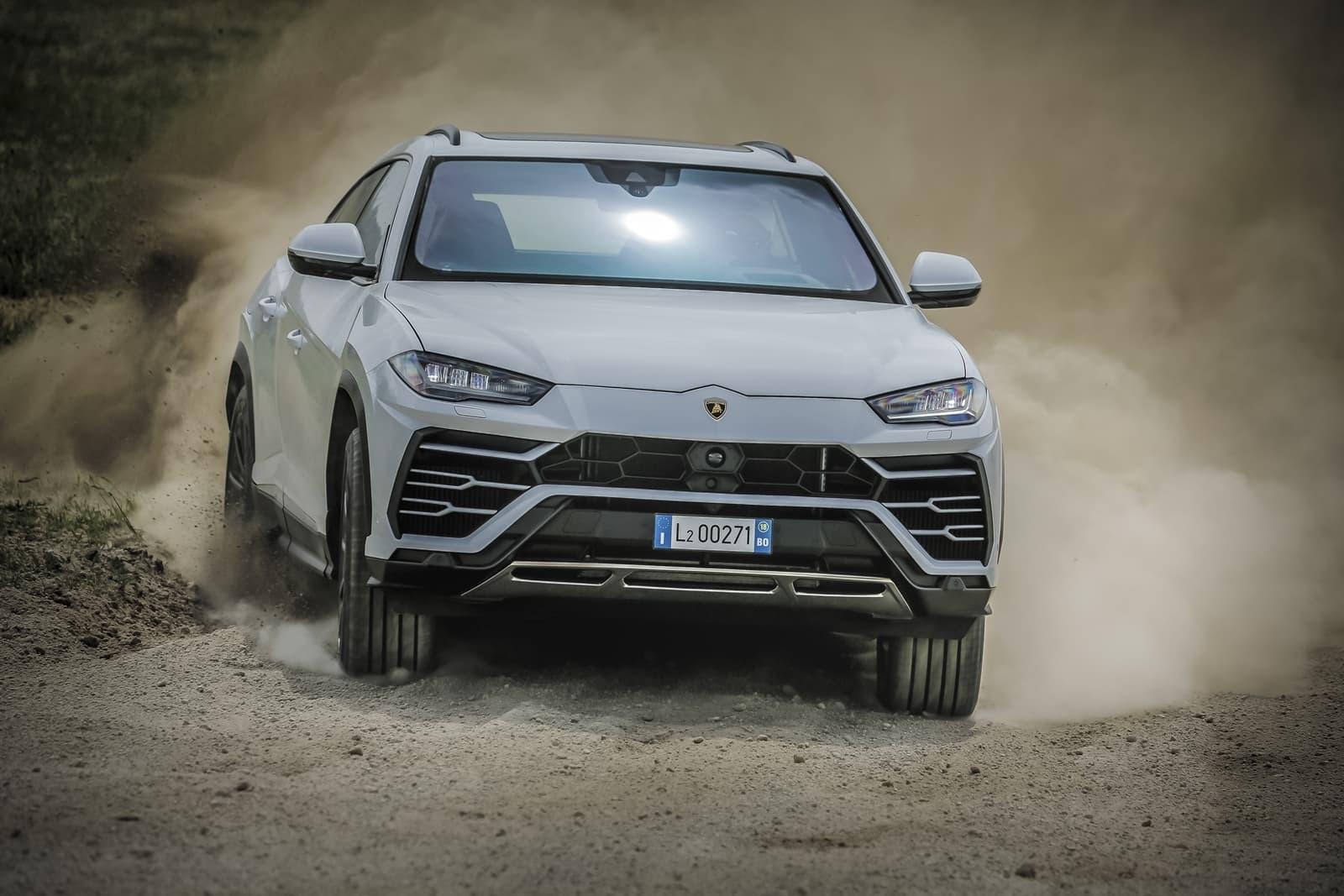 Lamborghini Urus Offroad 0119 006