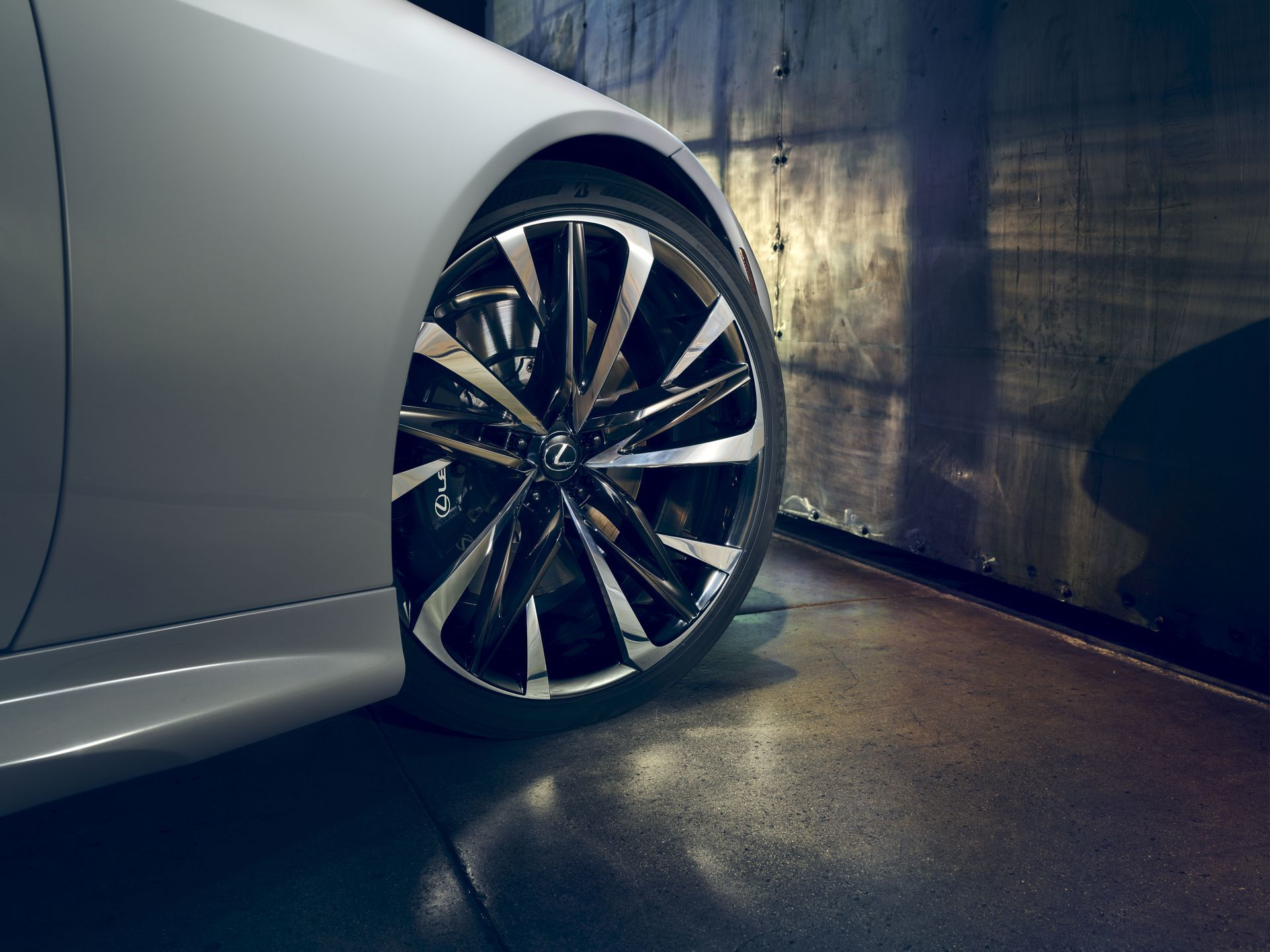 Lexus Lc Convertible Concept 10