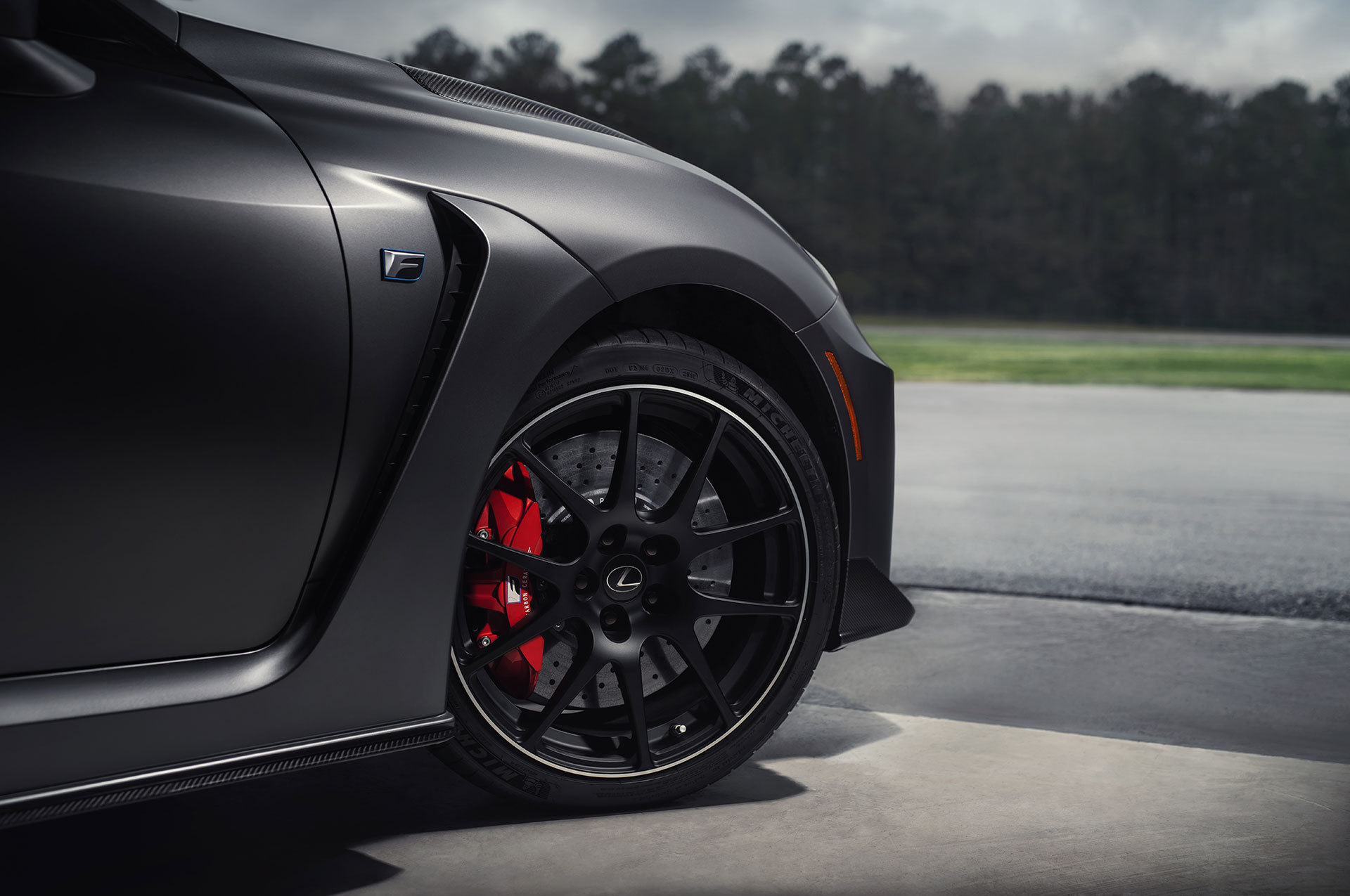 Lexus Rc F 2019 Track Edition Gris 05