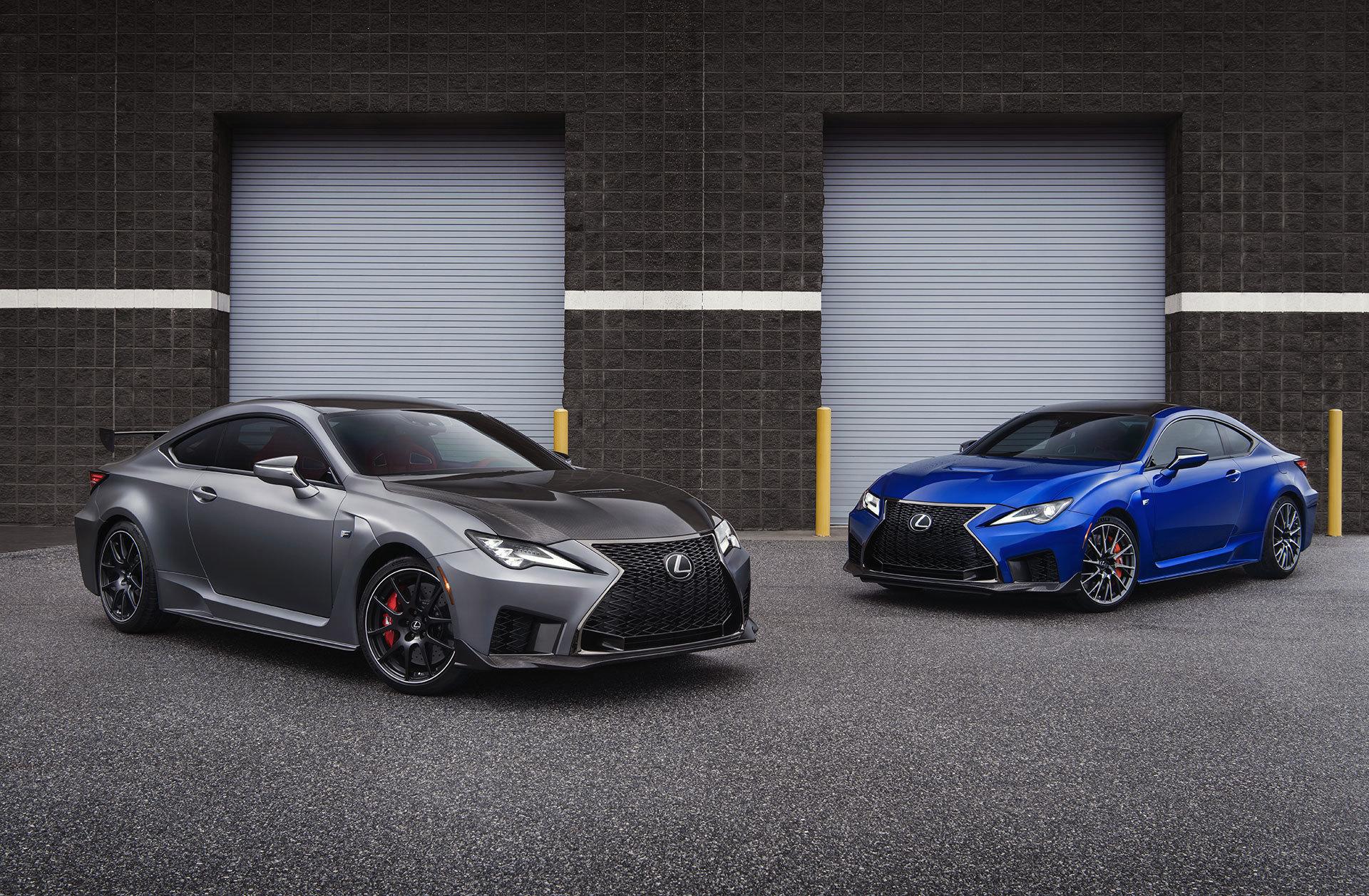 Lexus Rc F 2019 Y Track Edition 01