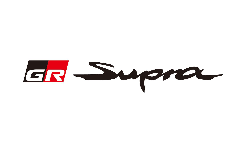 Logo Toyota Supra