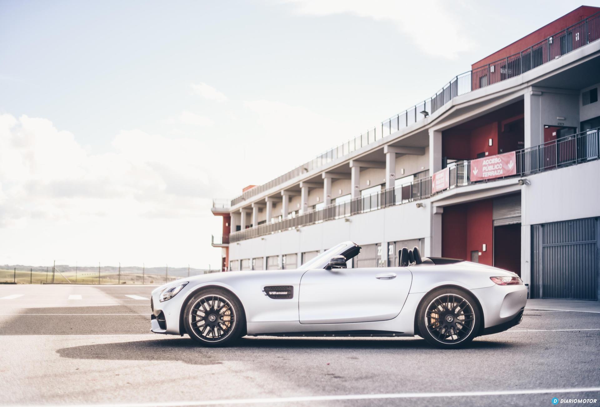 Mercedes Amg Gt  Roadster  1