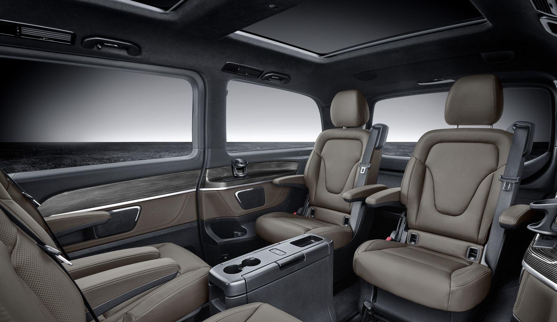 Mercedes Clase V 2019 Interior 3