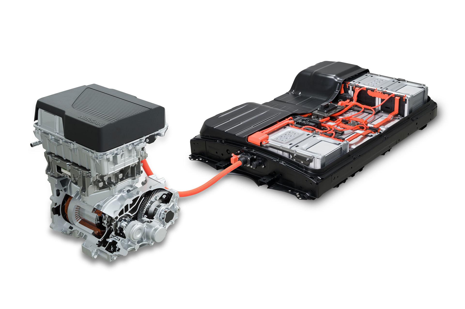 Nissan Leaf 2019 Bateria 02