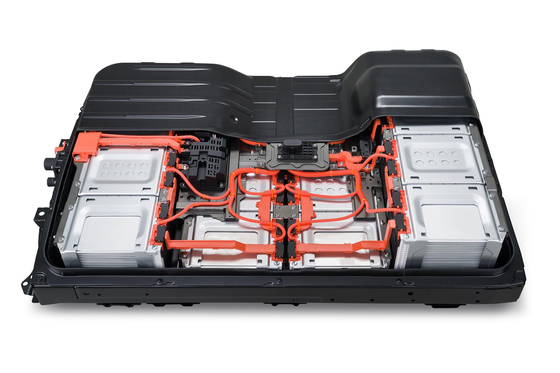 Nissan Leaf 2019 Bateria 04