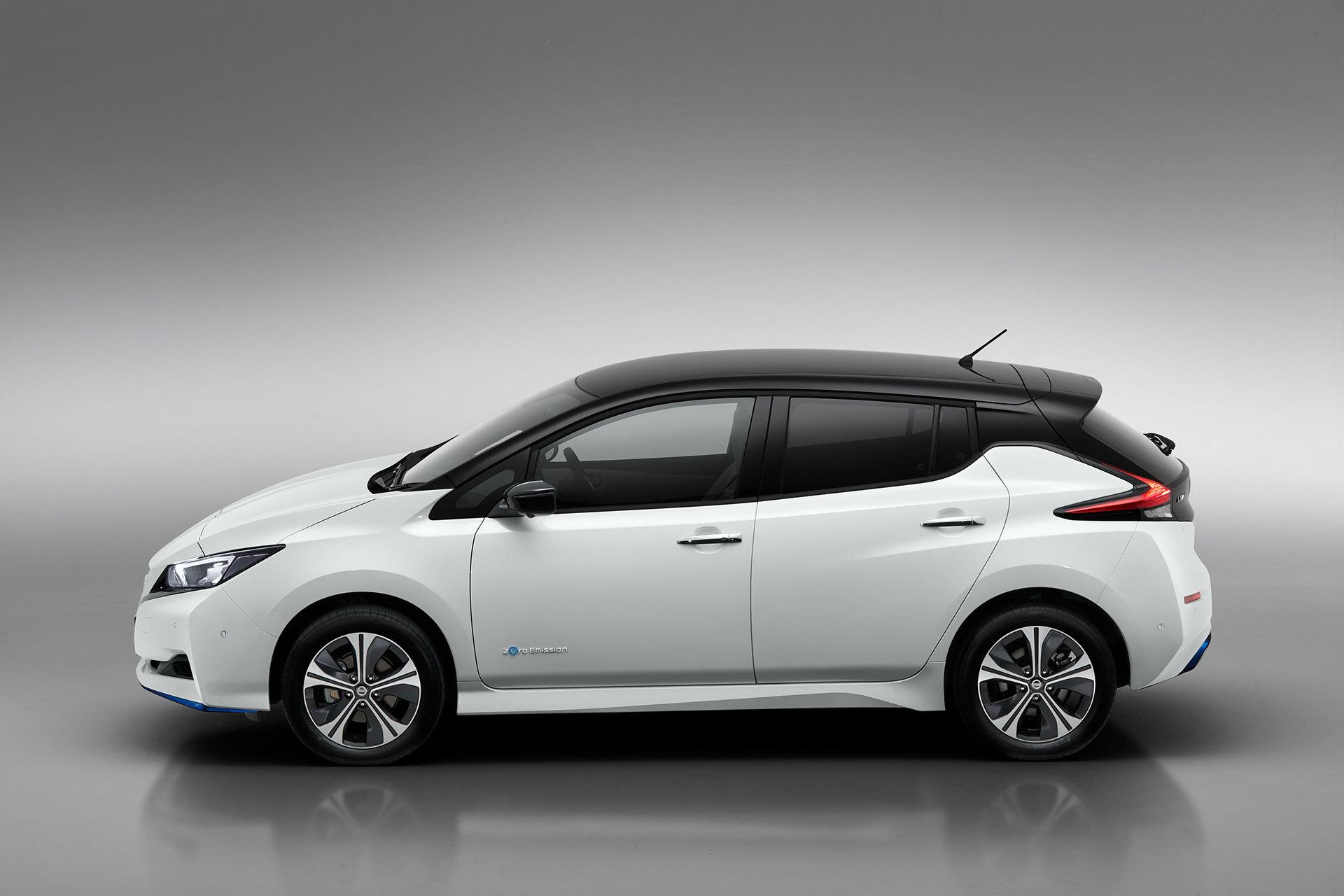 Nissan Leaf 3zero Blanco Exterior 05