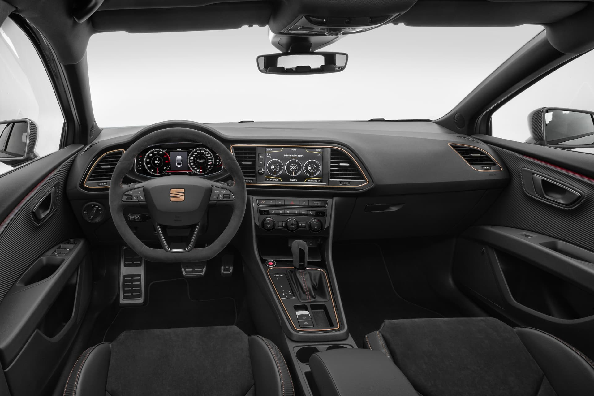 Nuevo Seat Leon St Cupra R Cenit De La Exclusividad 002 Hq Foto Interior