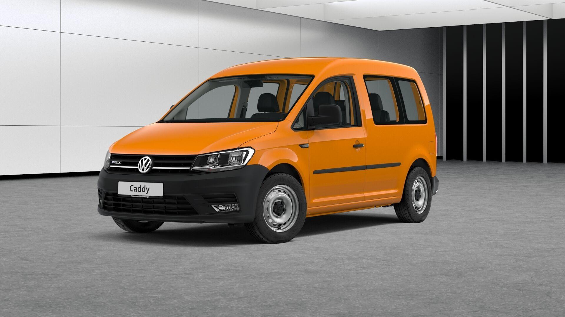 Oferta Volkswagen Caddy Gnc 1
