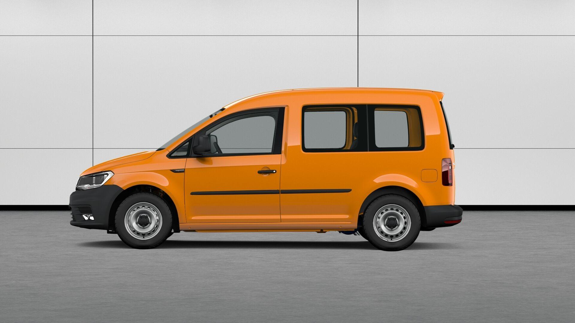 Oferta Volkswagen Caddy Gnc 2
