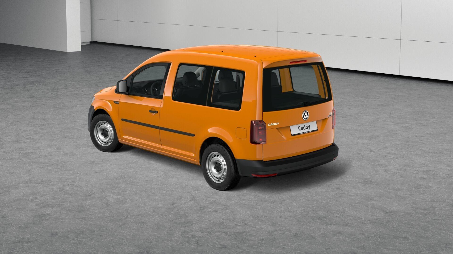 Oferta Volkswagen Caddy Gnc 3