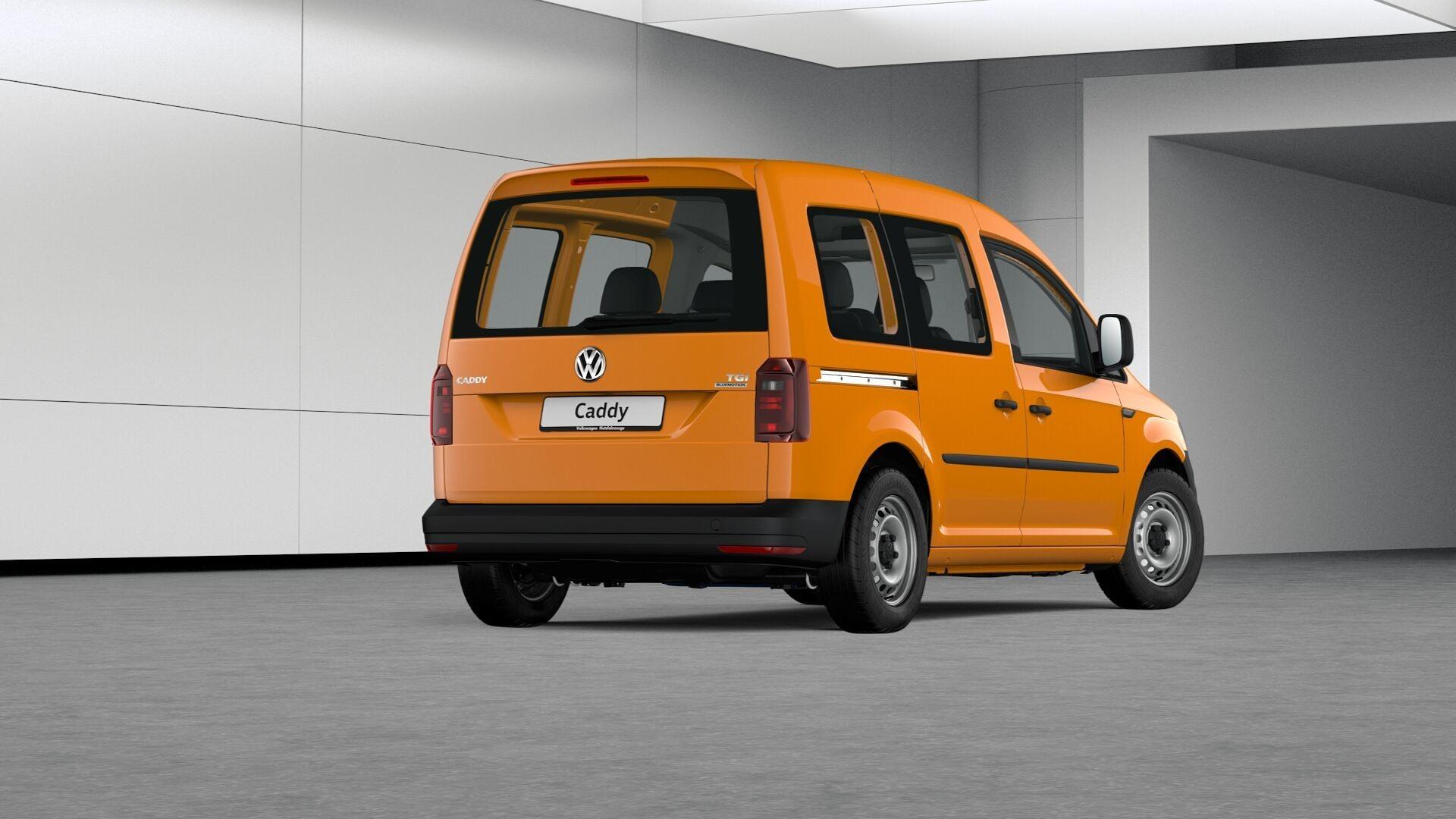 Oferta Volkswagen Caddy Gnc 4