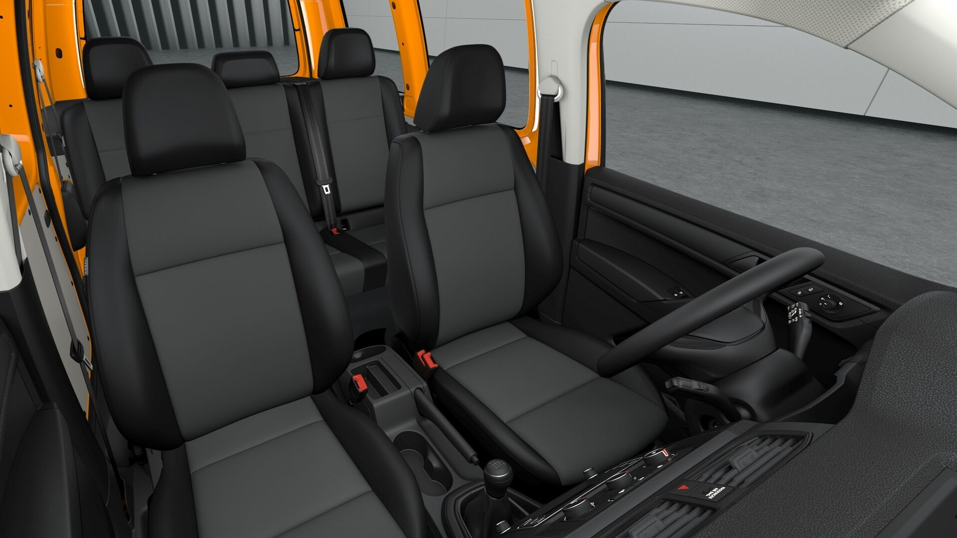Oferta Volkswagen Caddy Gnc 5