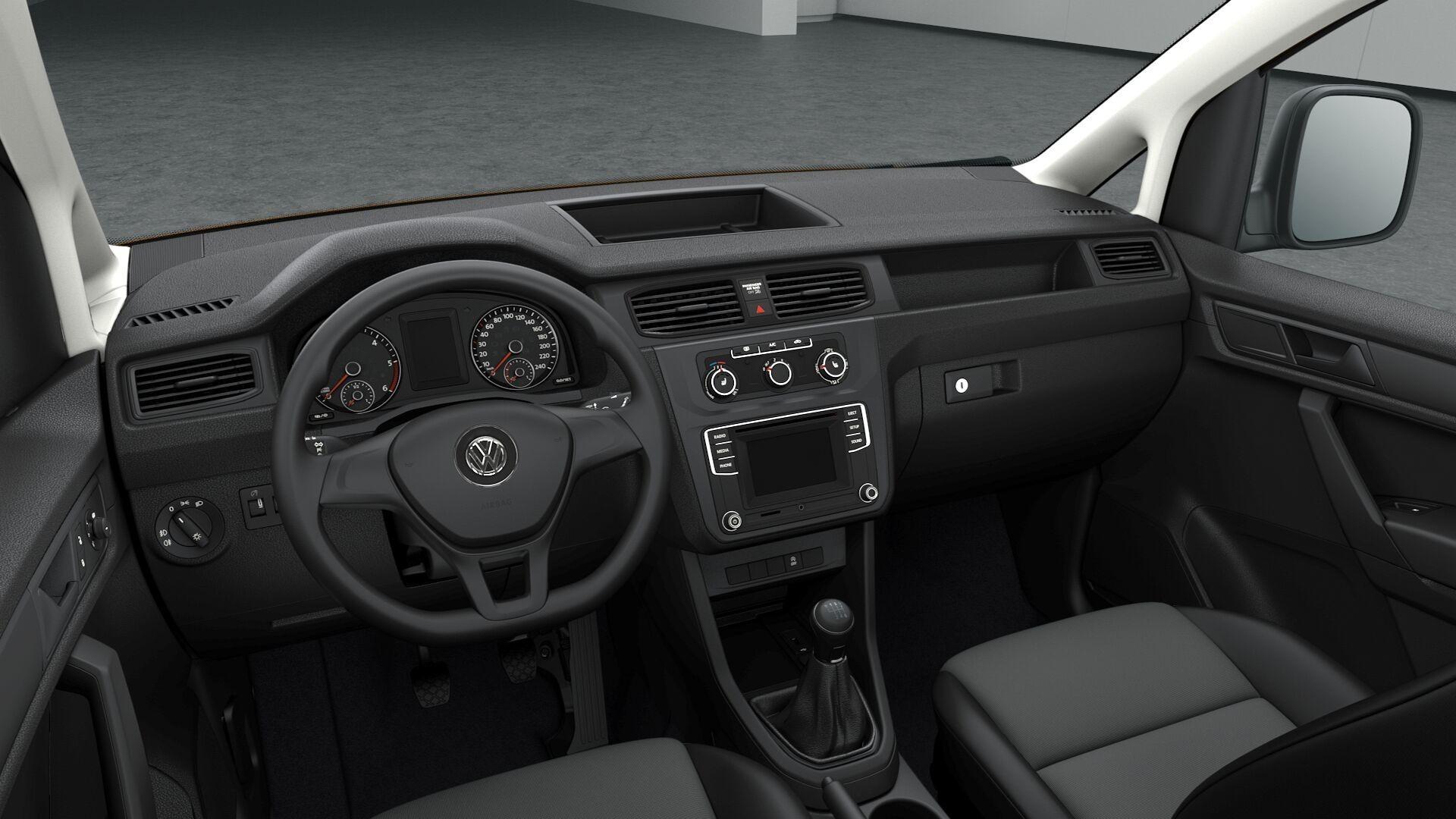 Oferta Volkswagen Caddy Gnc 6