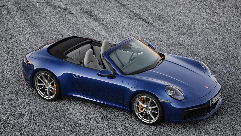 Porsche 911 Cabrio Cabriolet Descapotable 3