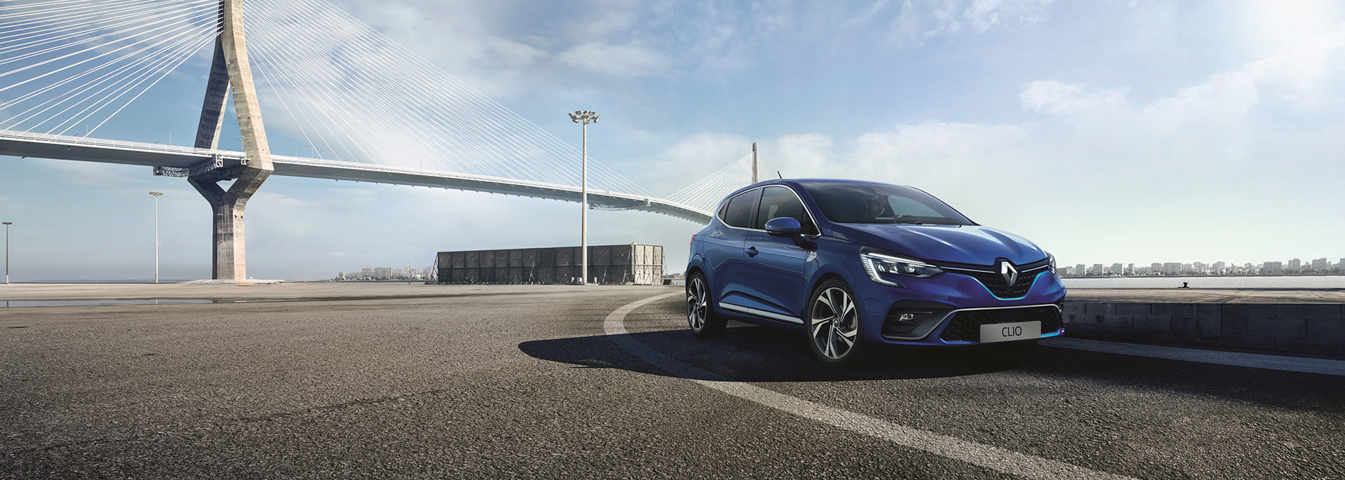 Renault Clio Rs Line 2019 Frontal Exterior 04