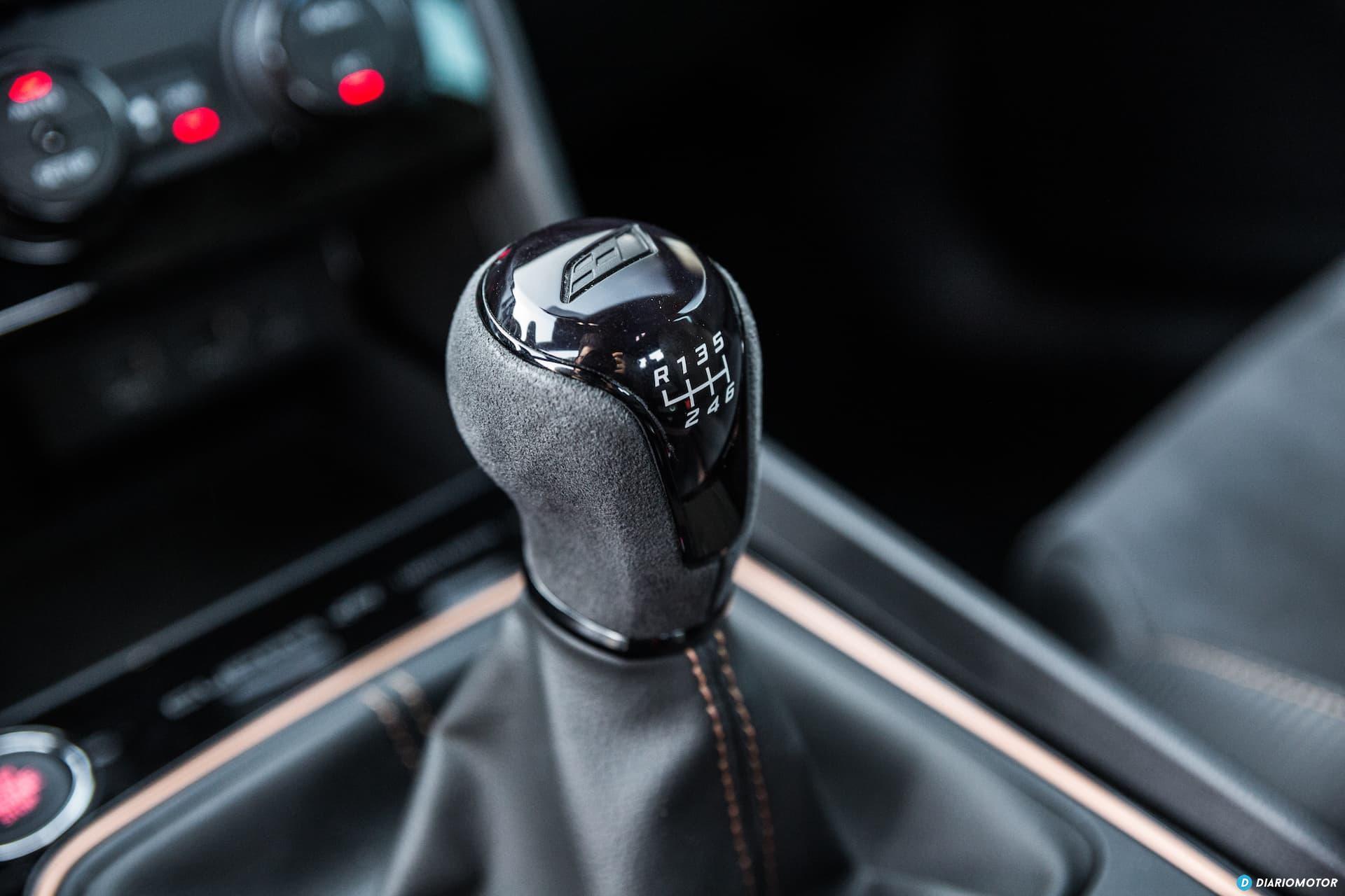 Seat Leon Cupra R Interior 5