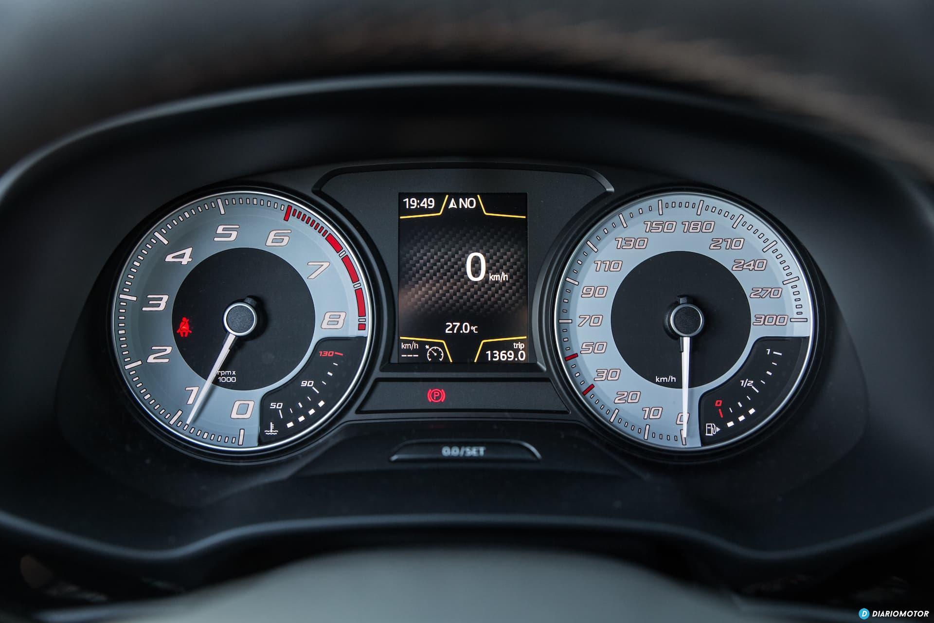 Seat Leon Cupra R Interior 6