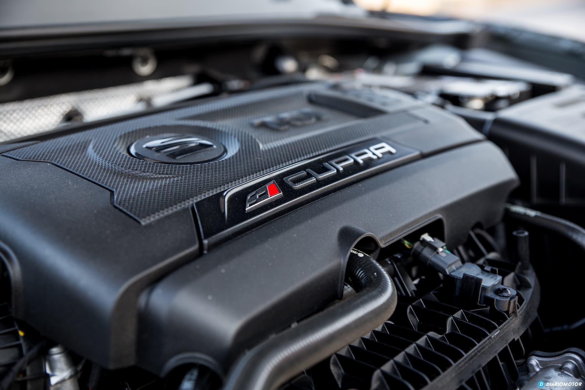 Seat Leon Cupra R Motor 2