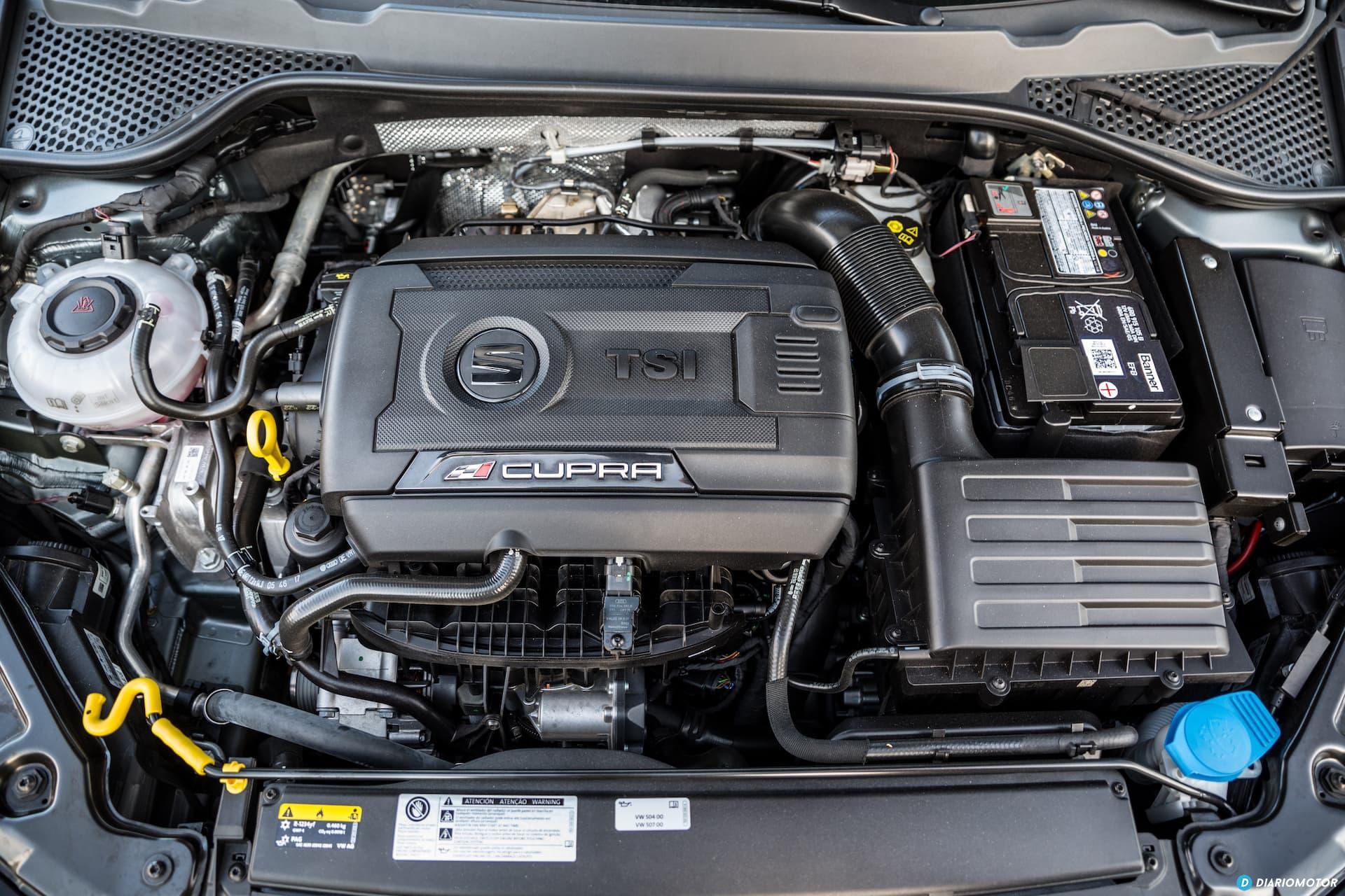 Seat Leon Cupra R Motor 3