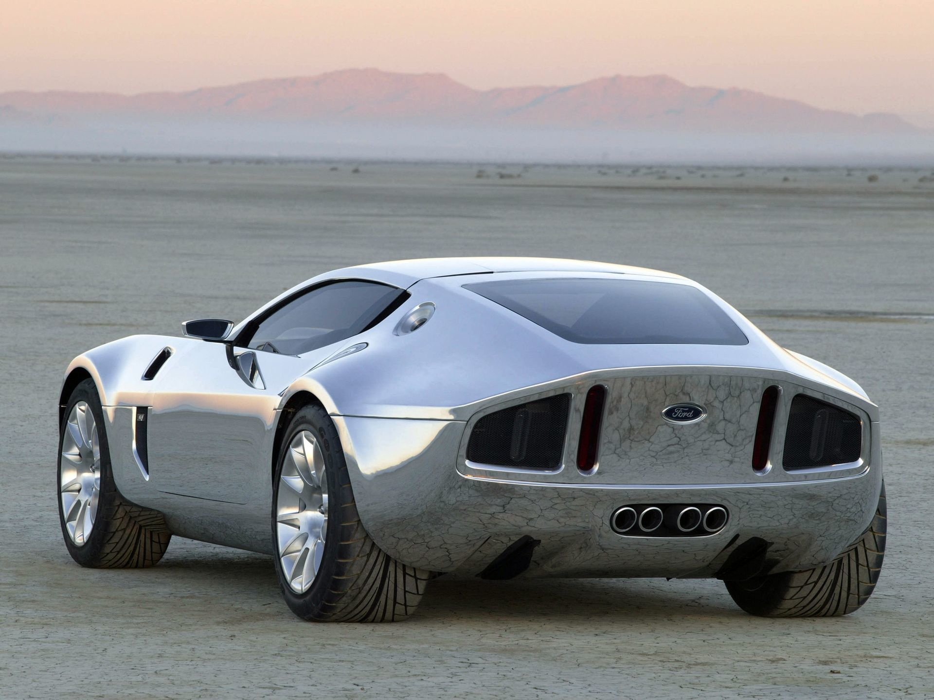 Ford Shelby Gr 1 Concept