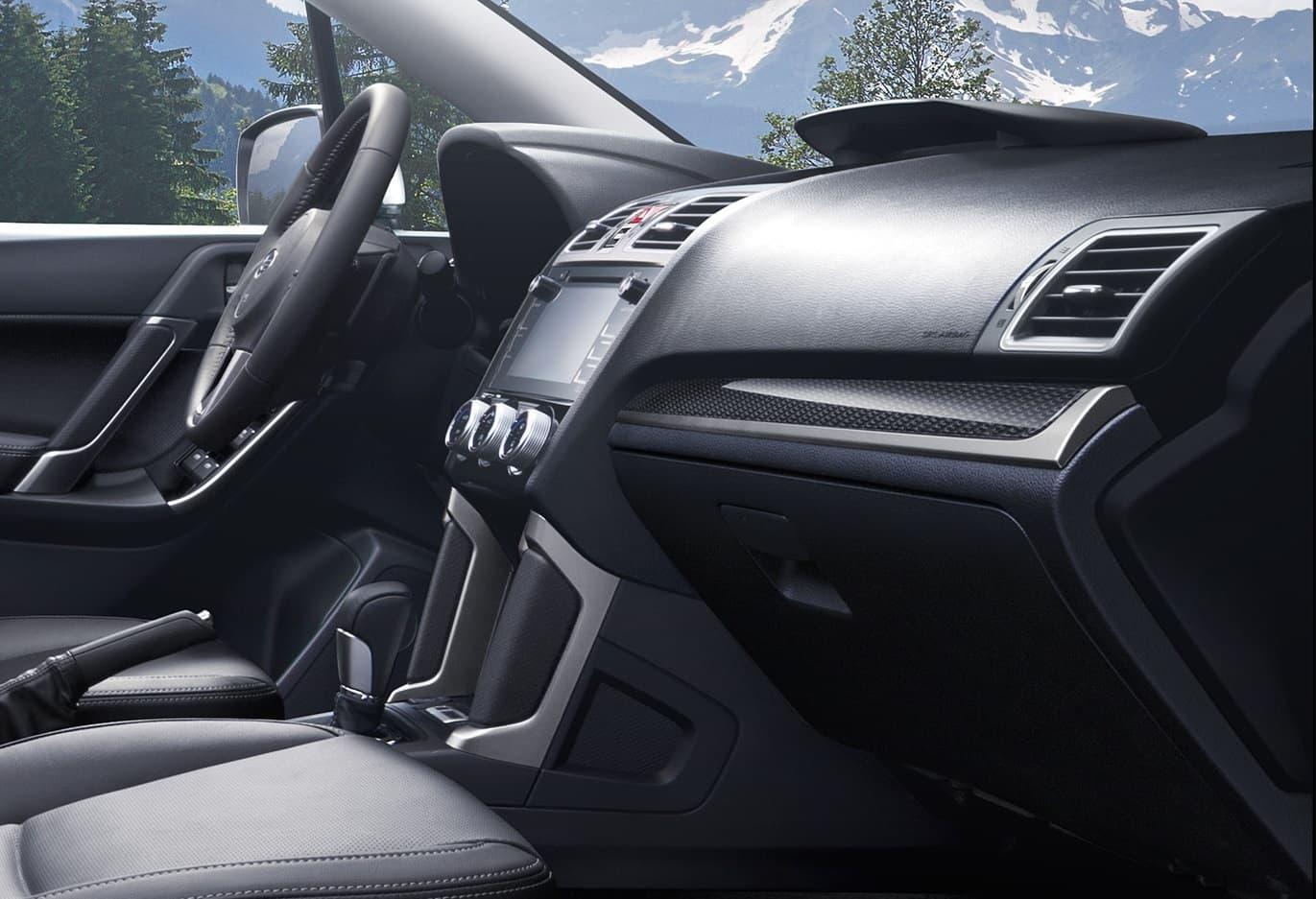 Subaru Forester 19 Interior 2