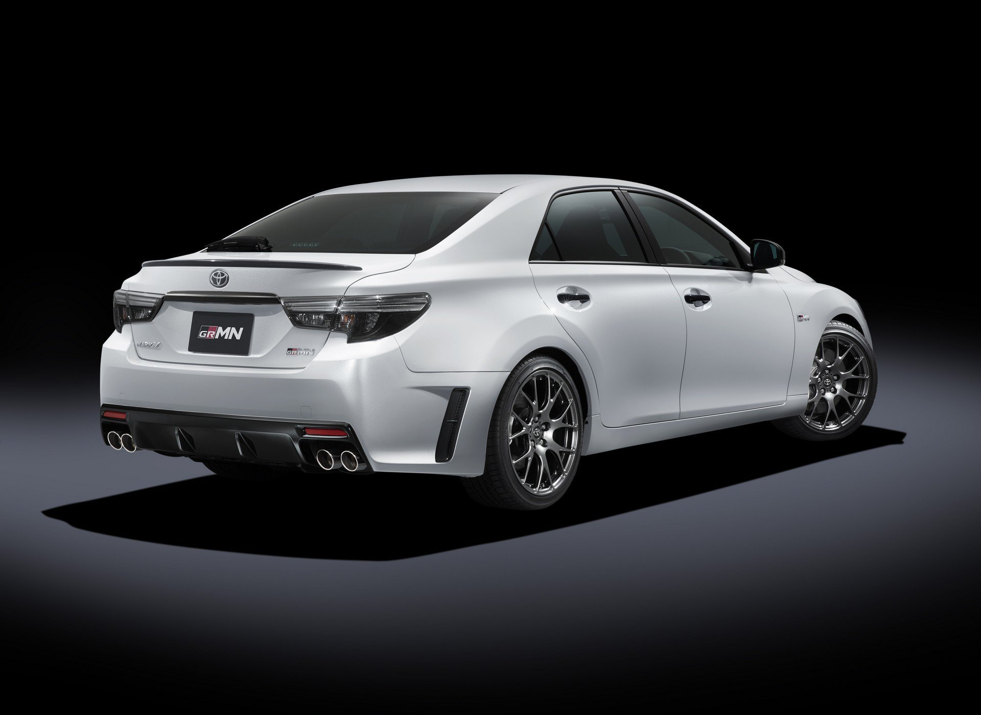 Toyota Mark X Grmn 2
