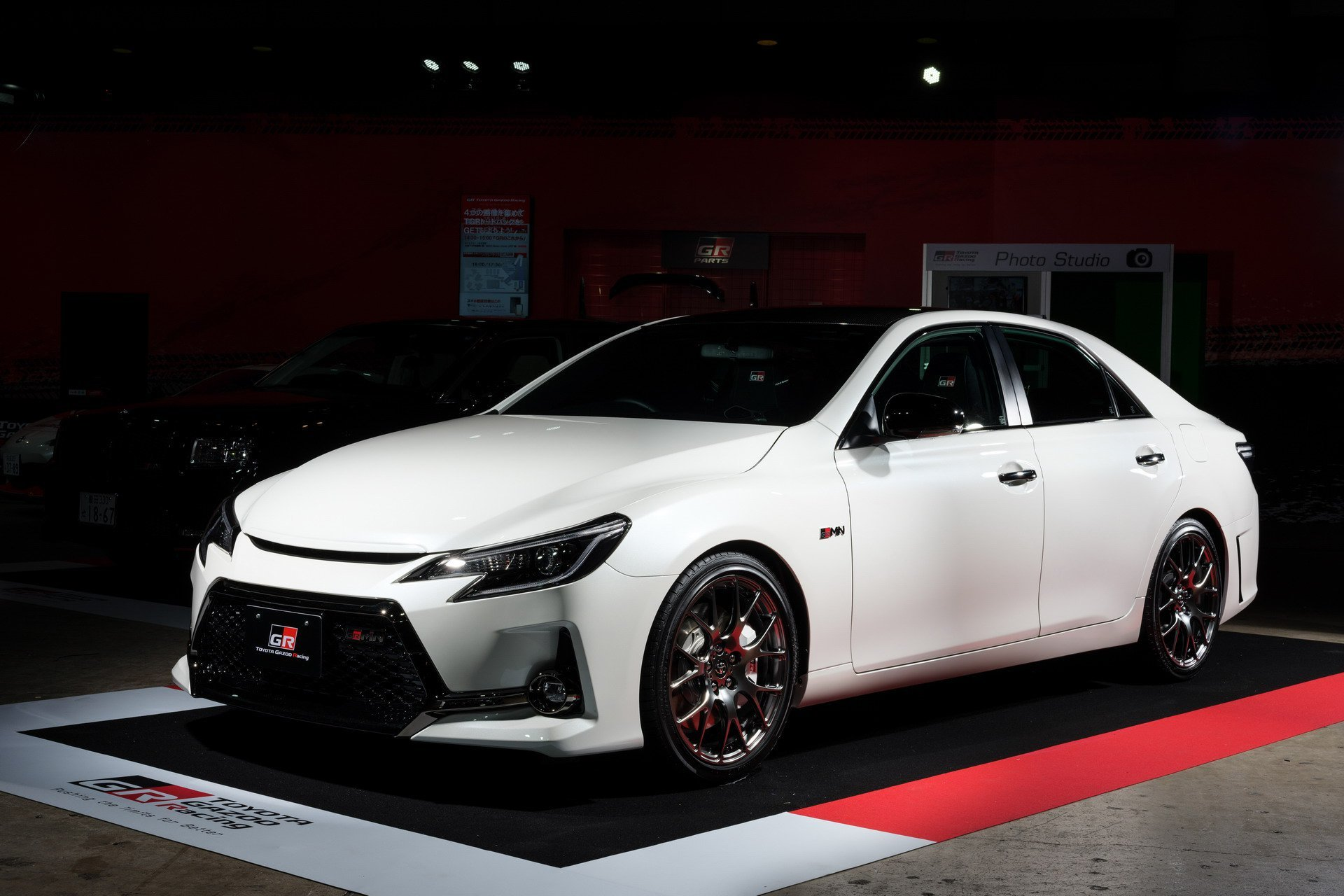 Toyota Mark X Grmn 6