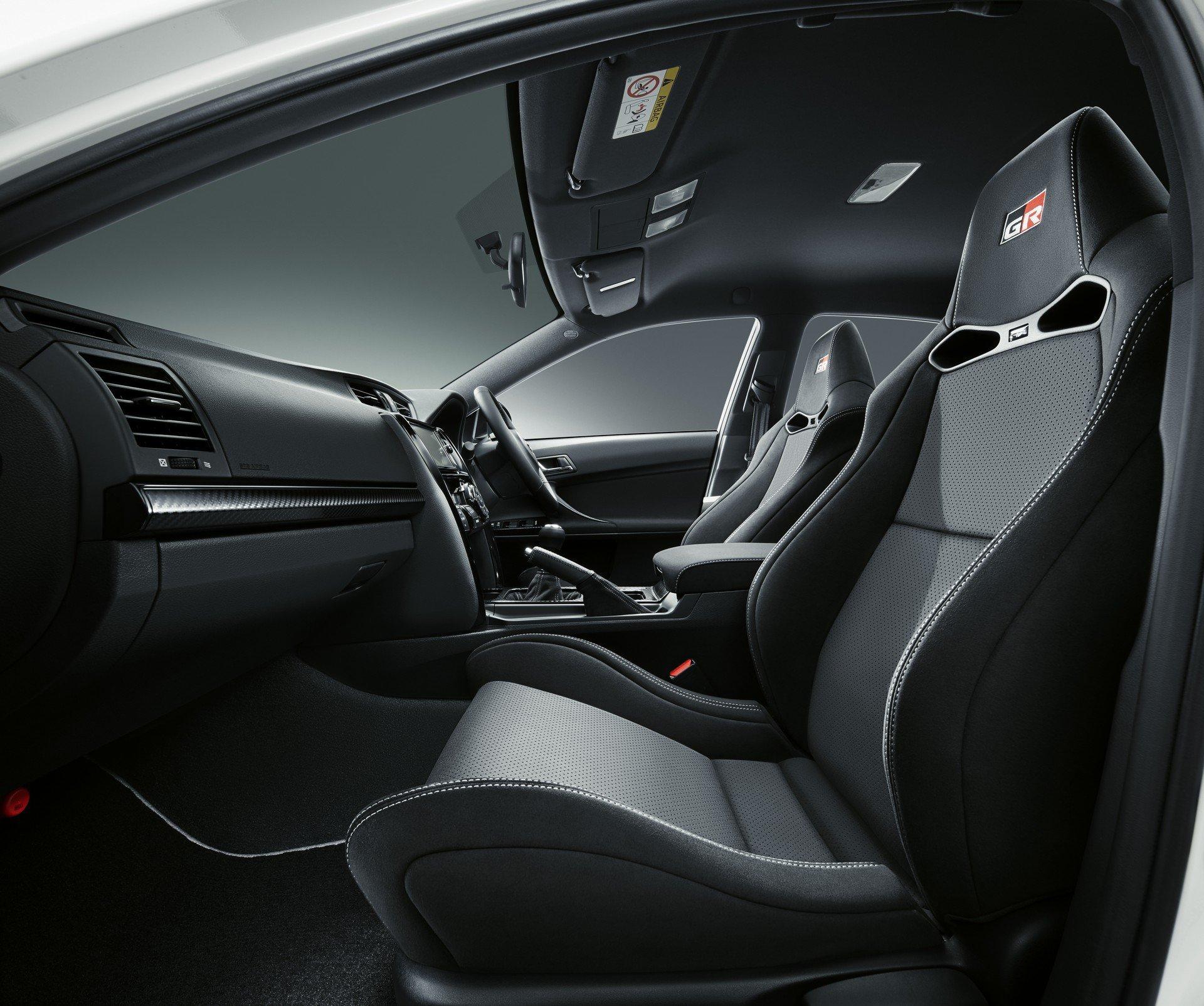 Toyota Mark X Grmn Interior 2