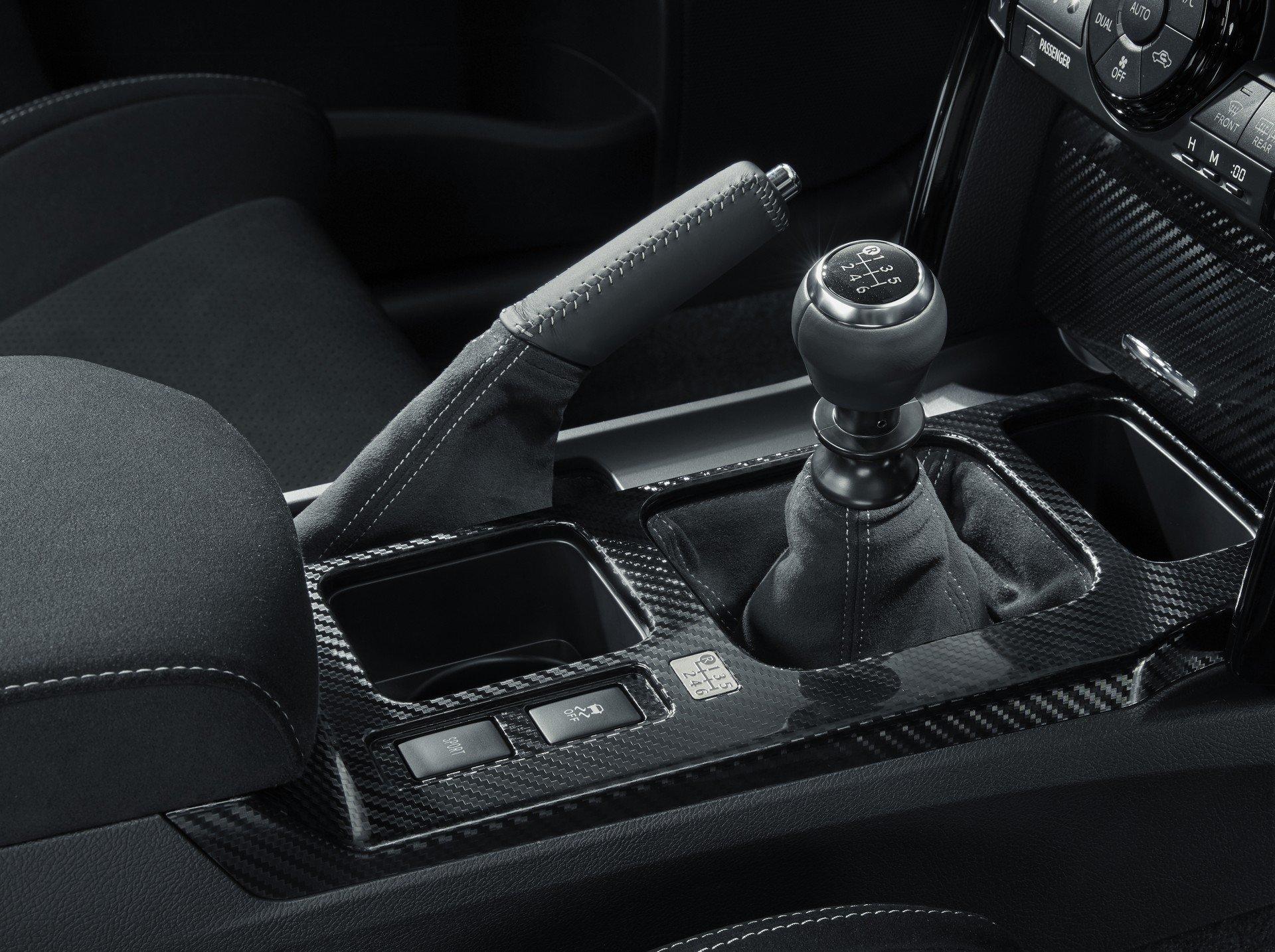 Toyota Mark X Grmn Interior 3