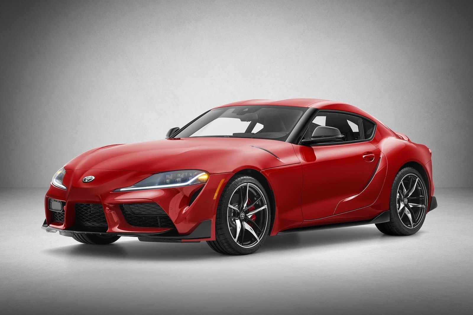 Toyota Supra: precios, noticias, prueba, ficha técnica y ...