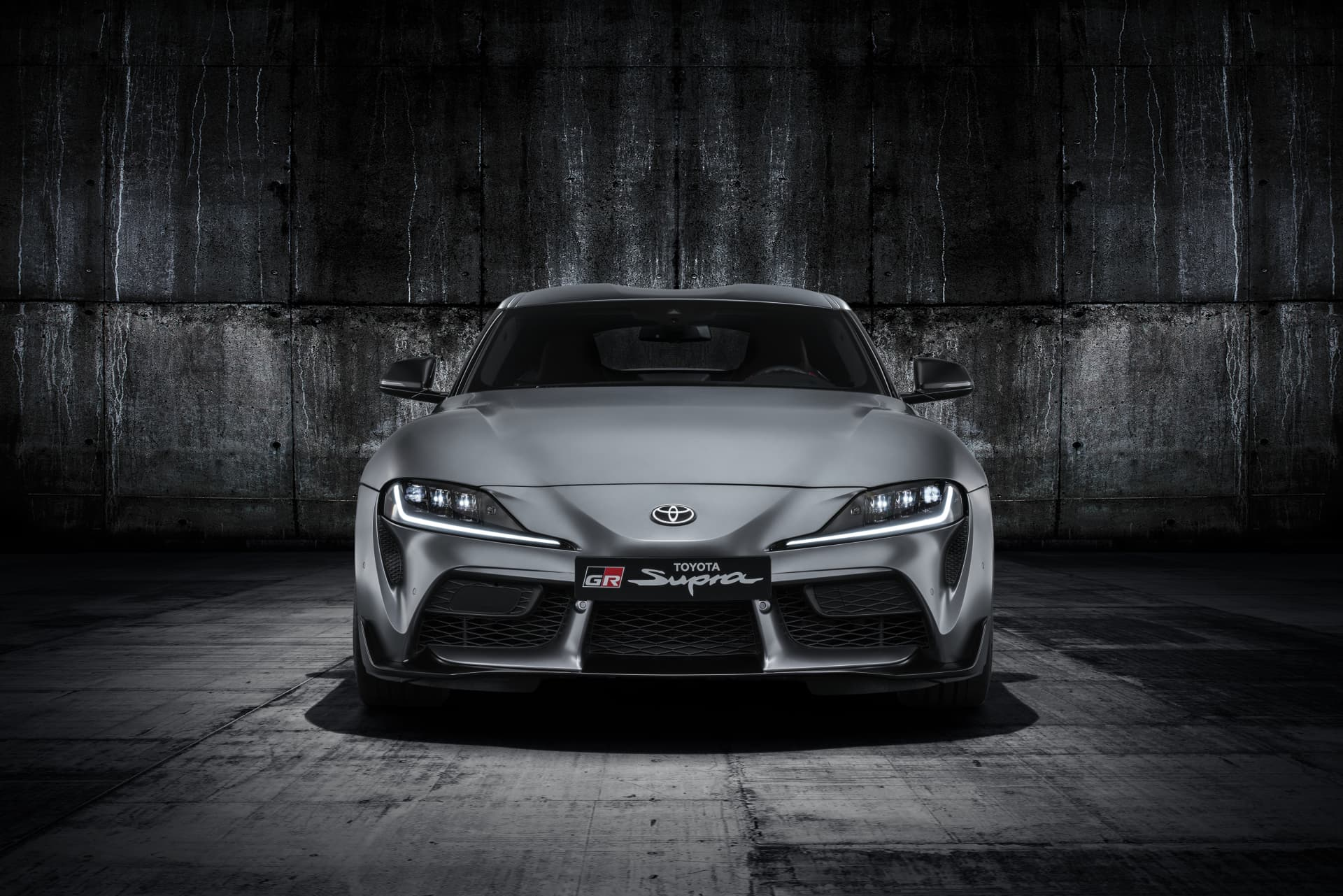 Toyota Supra Gris 2019 Toyota Supra Grey Studio 005 594609
