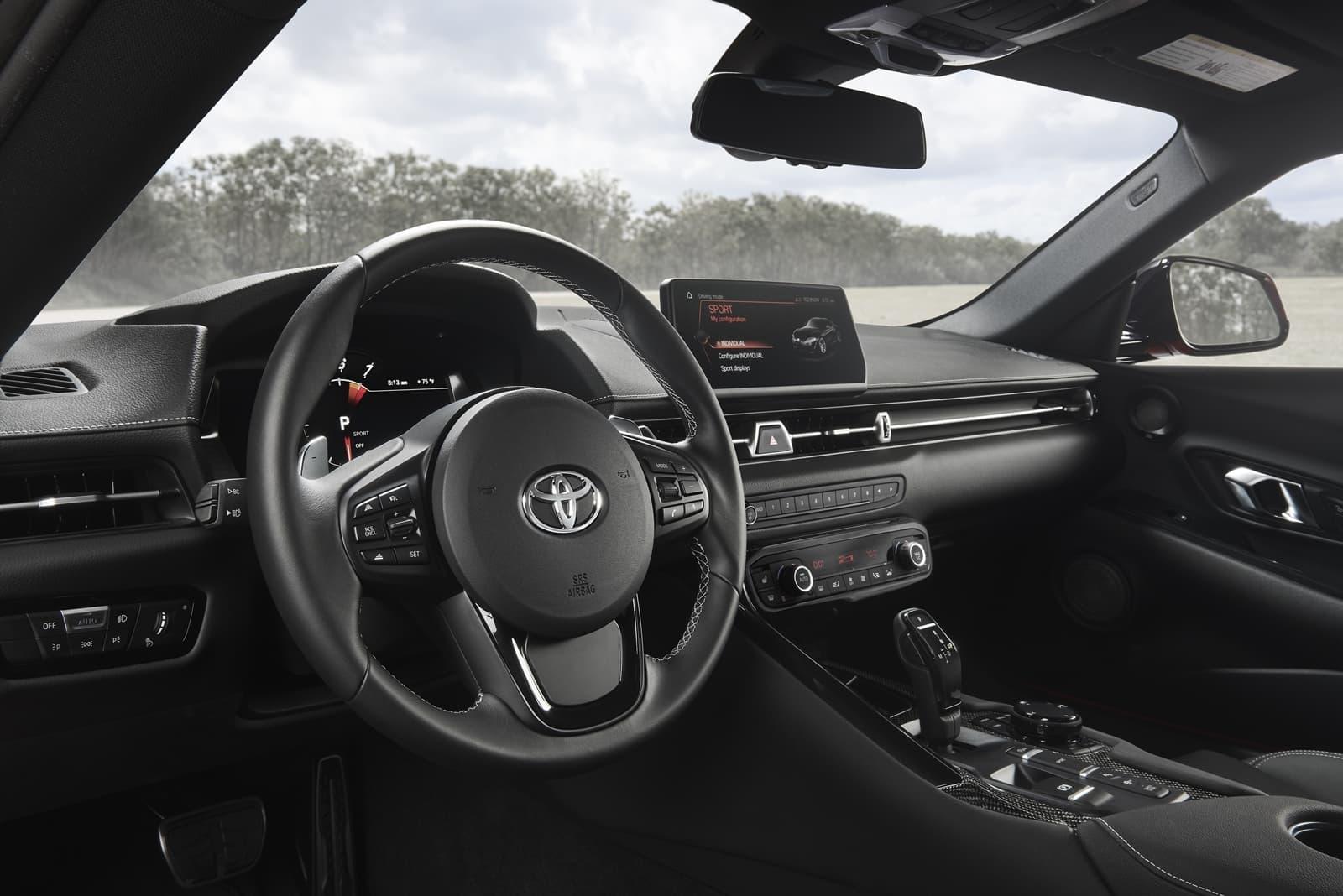Toyota Supra Volante 2019 038