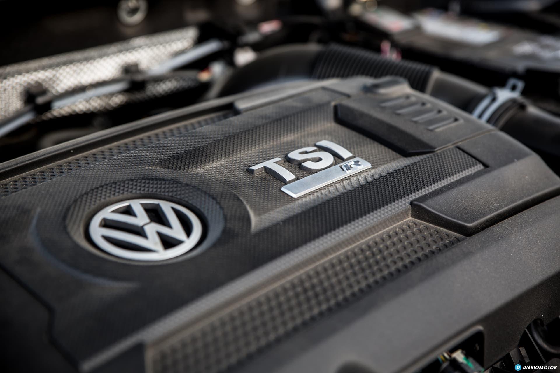 Volkswagen Golf R Motor