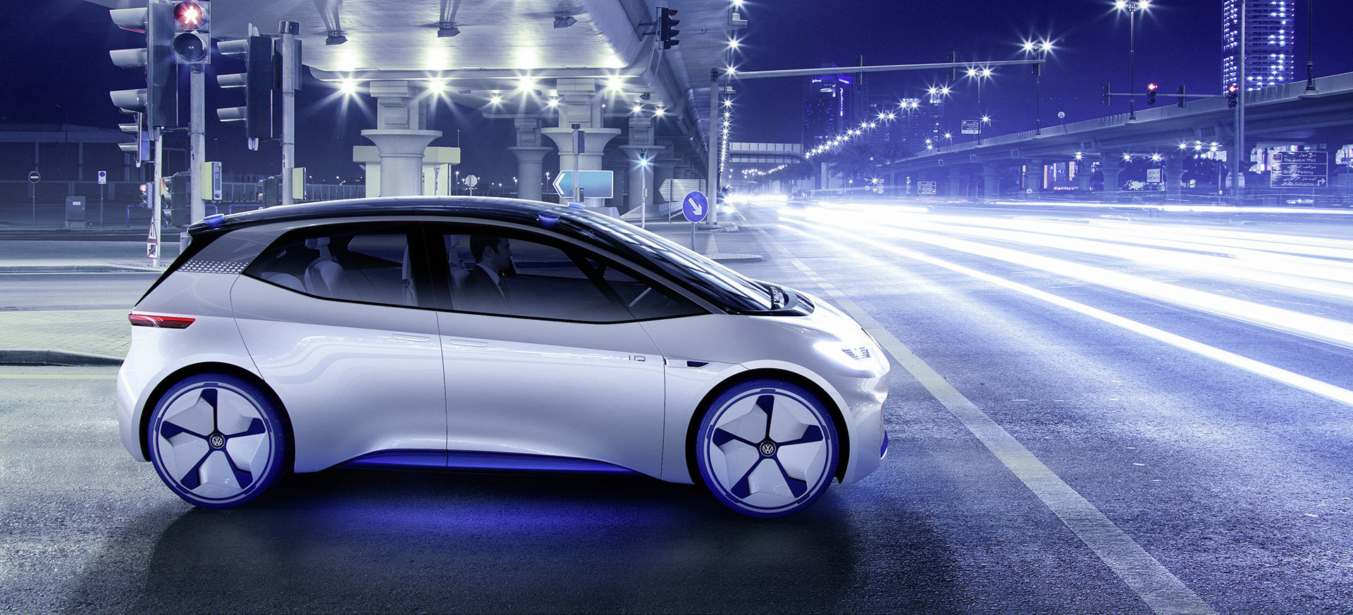 Volkswagen Id Coches Electricos Ford Acuerdo 01